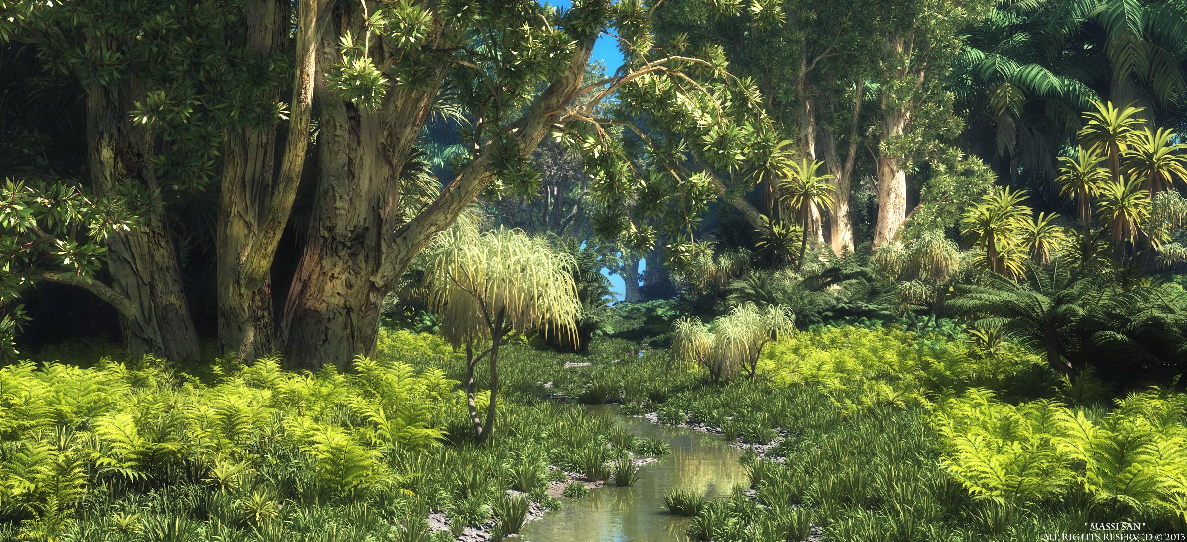 Xfrog | March 2015 - Massi San | Jungle Stream 2