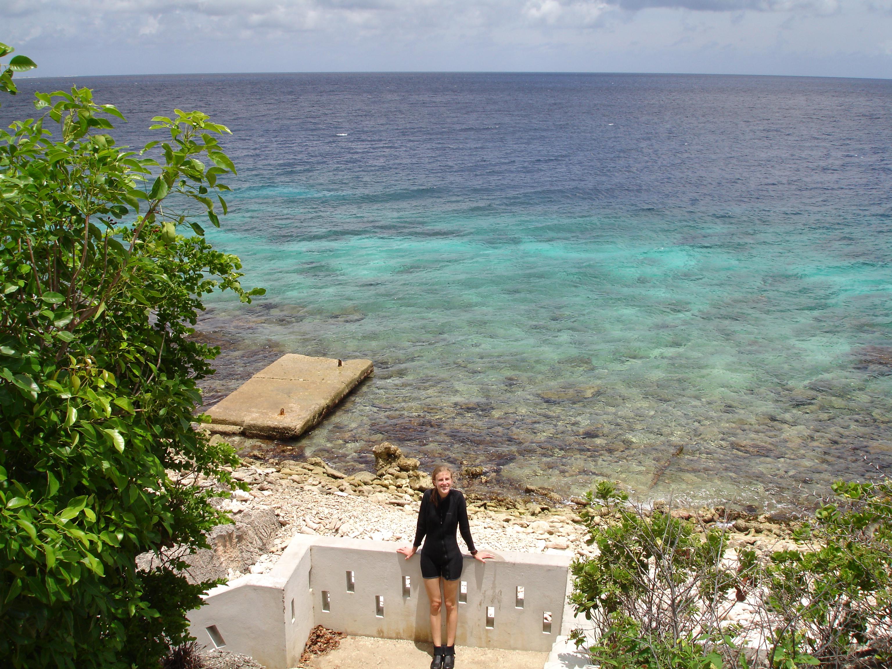 Six Become Three: Bonaire!