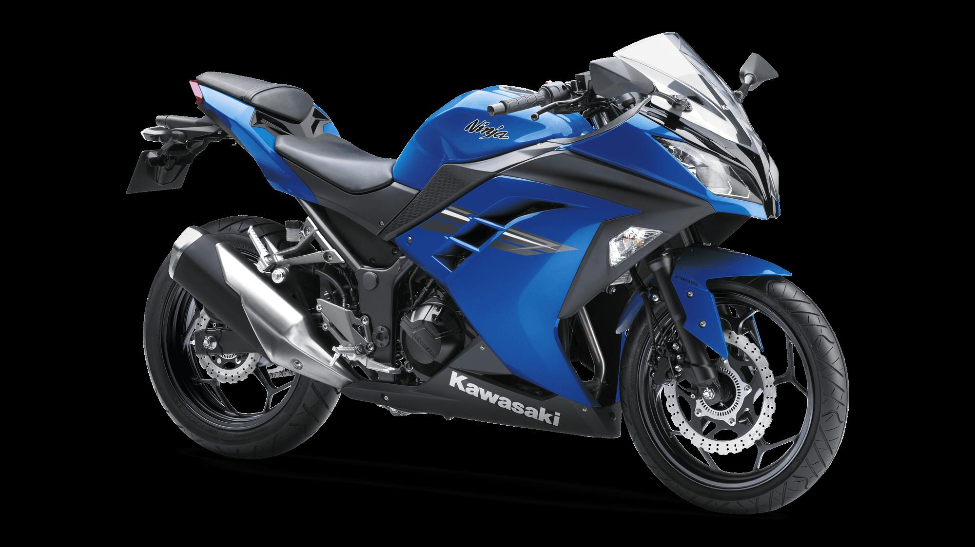 Kawasaki ninja motorbike photo