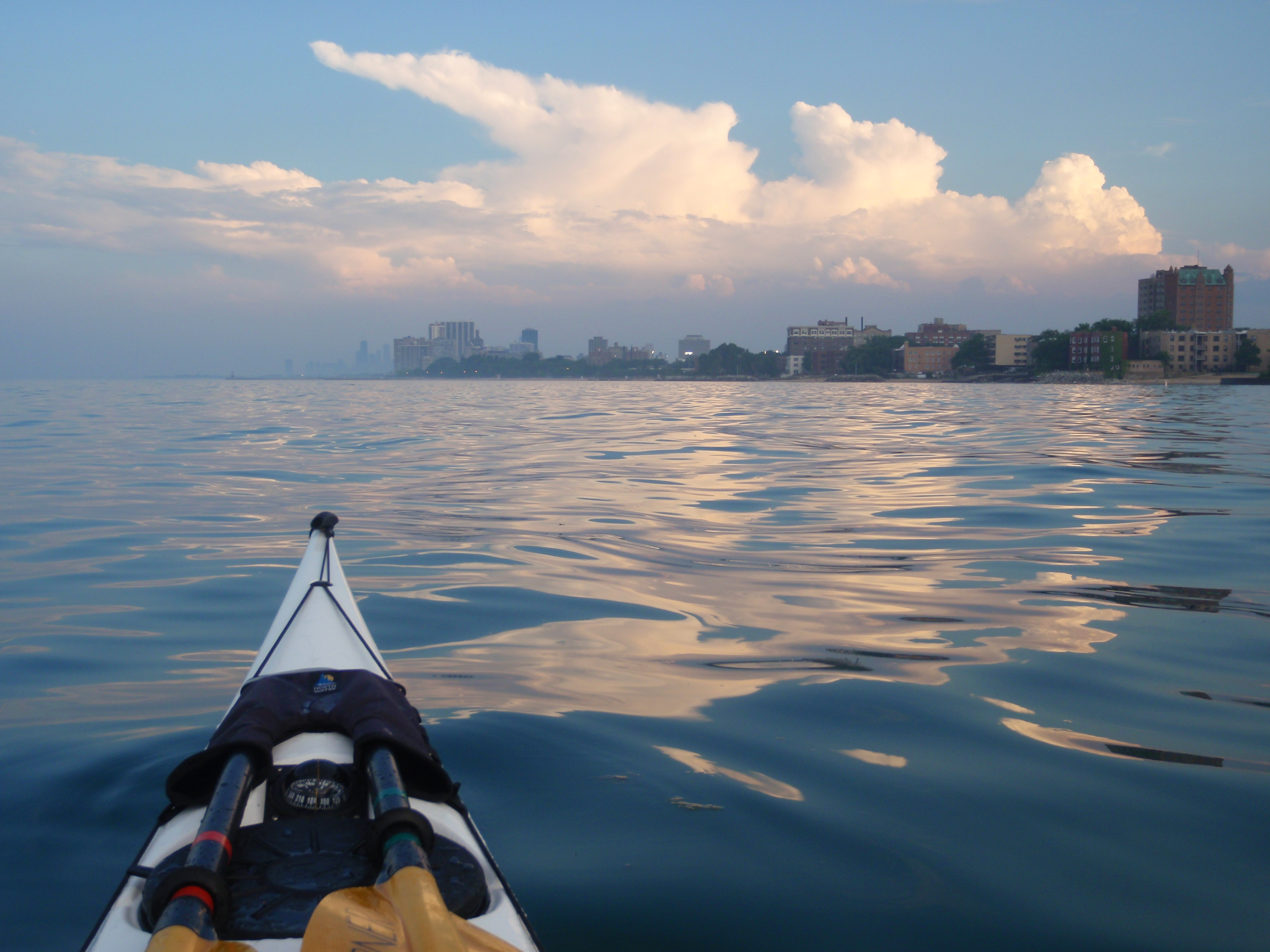 Chicago Area Sea Kayakers Association (CASKA): Safety