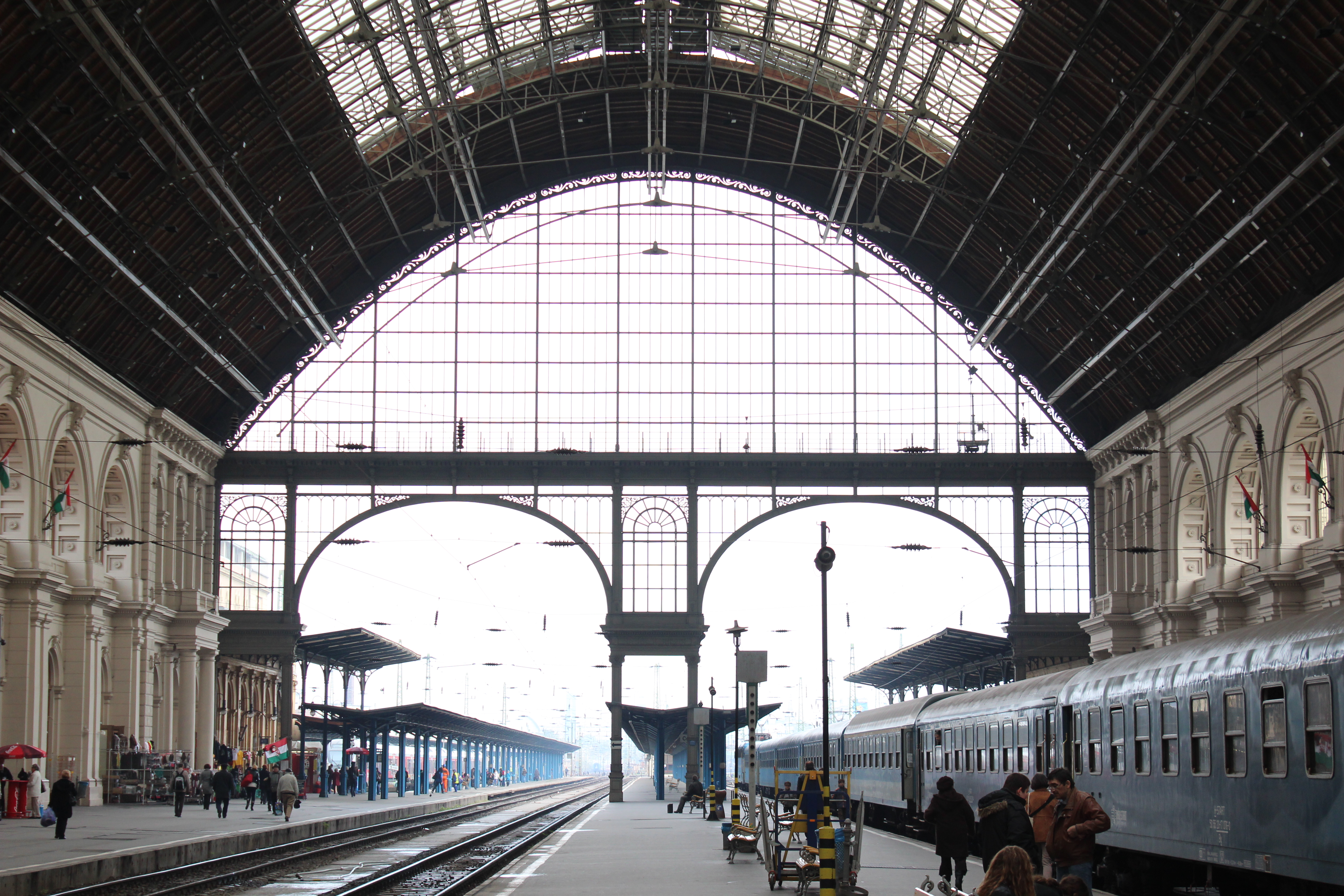 Keleti in budapest photo