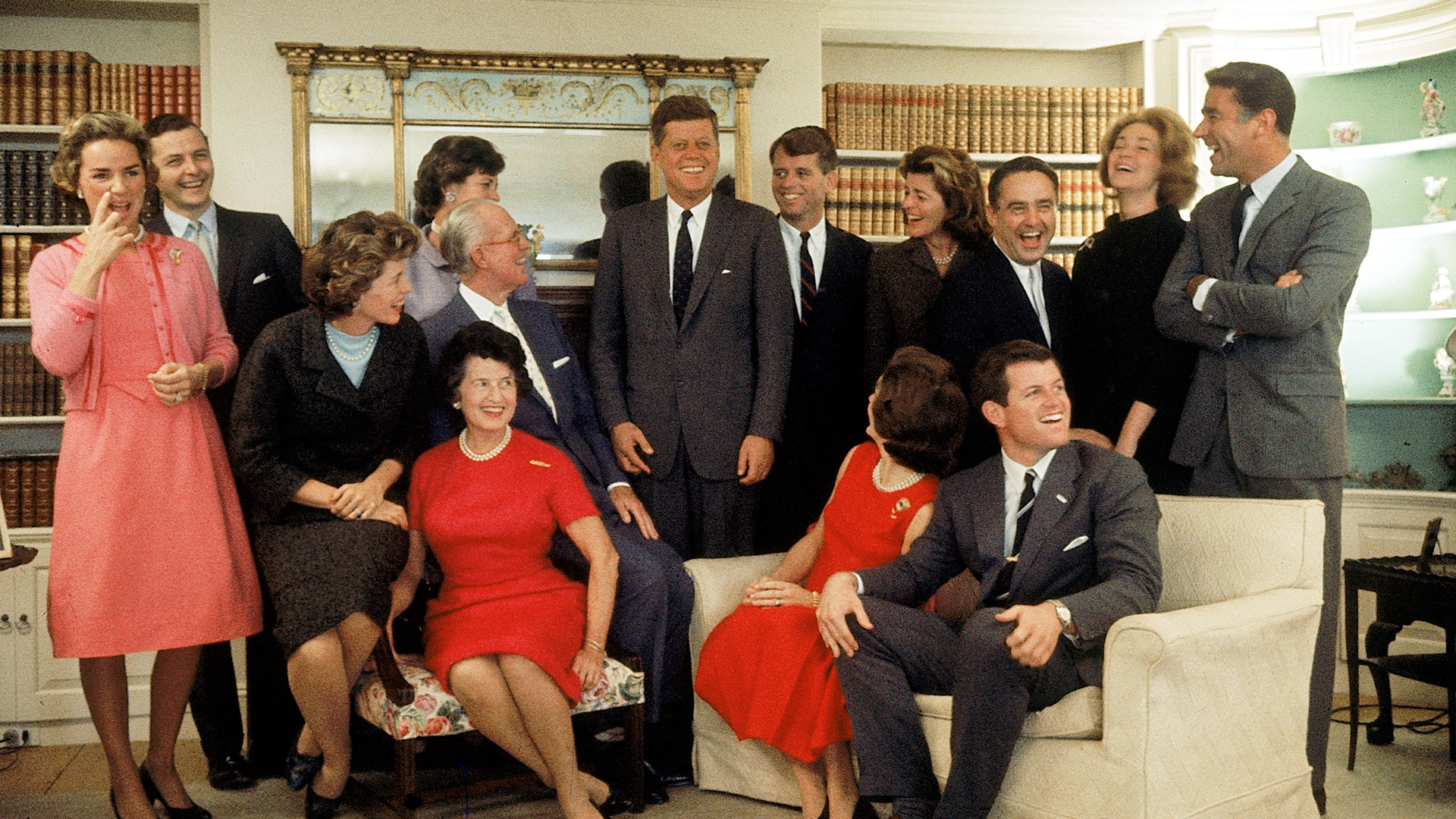 The Racism that Existed and Persisted Within the Kennedy Family ...