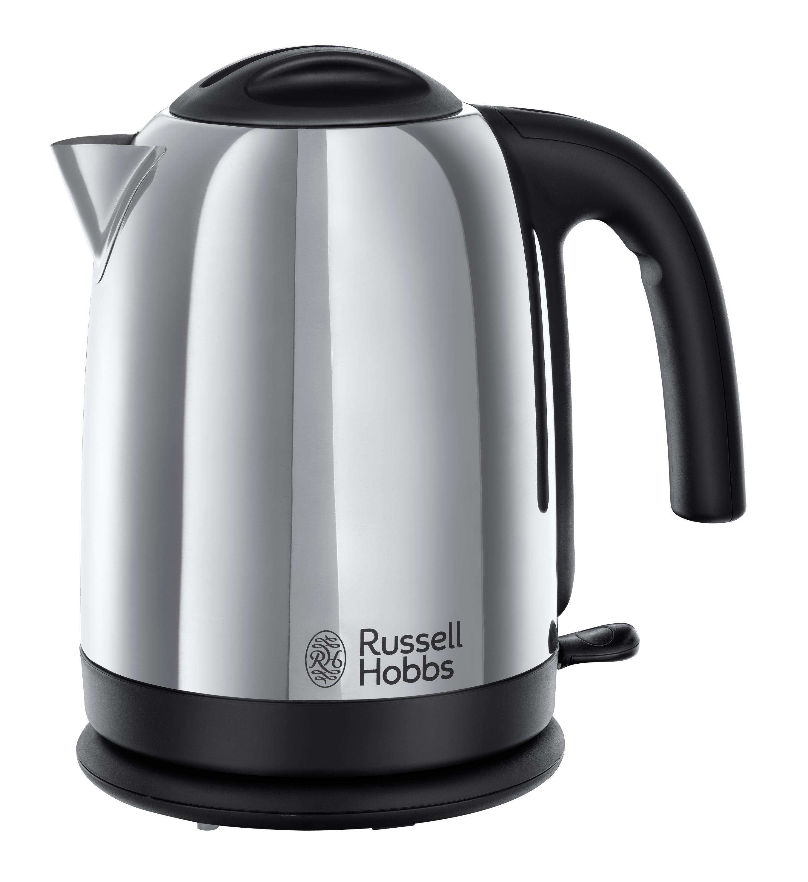 5 X Russell Hobbs 20070 Cambridge Kettle, 1.7 L - Brushed Stainless ...