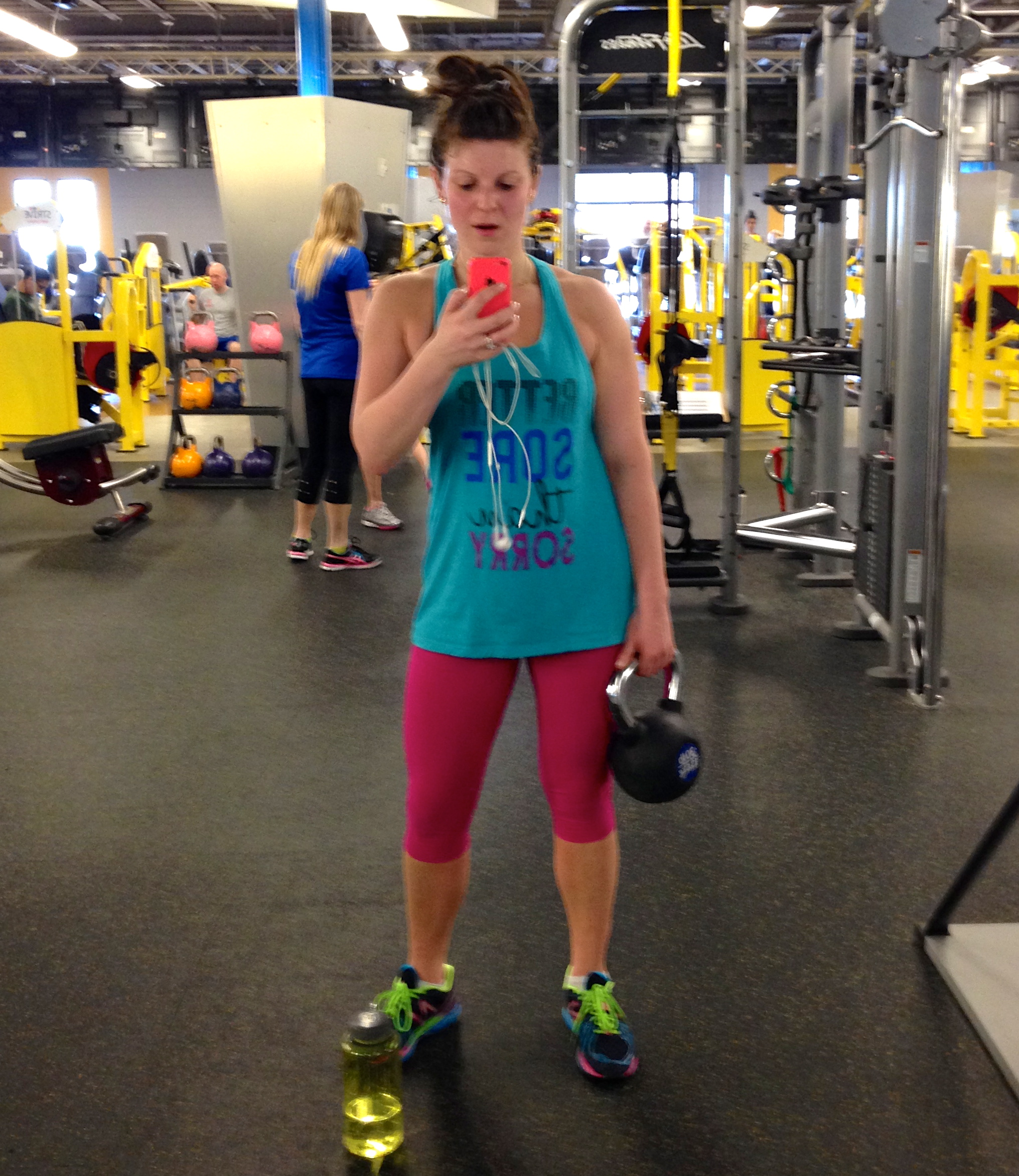 Kettlebells and Interval Training: A match made in heaven | Flex and ...