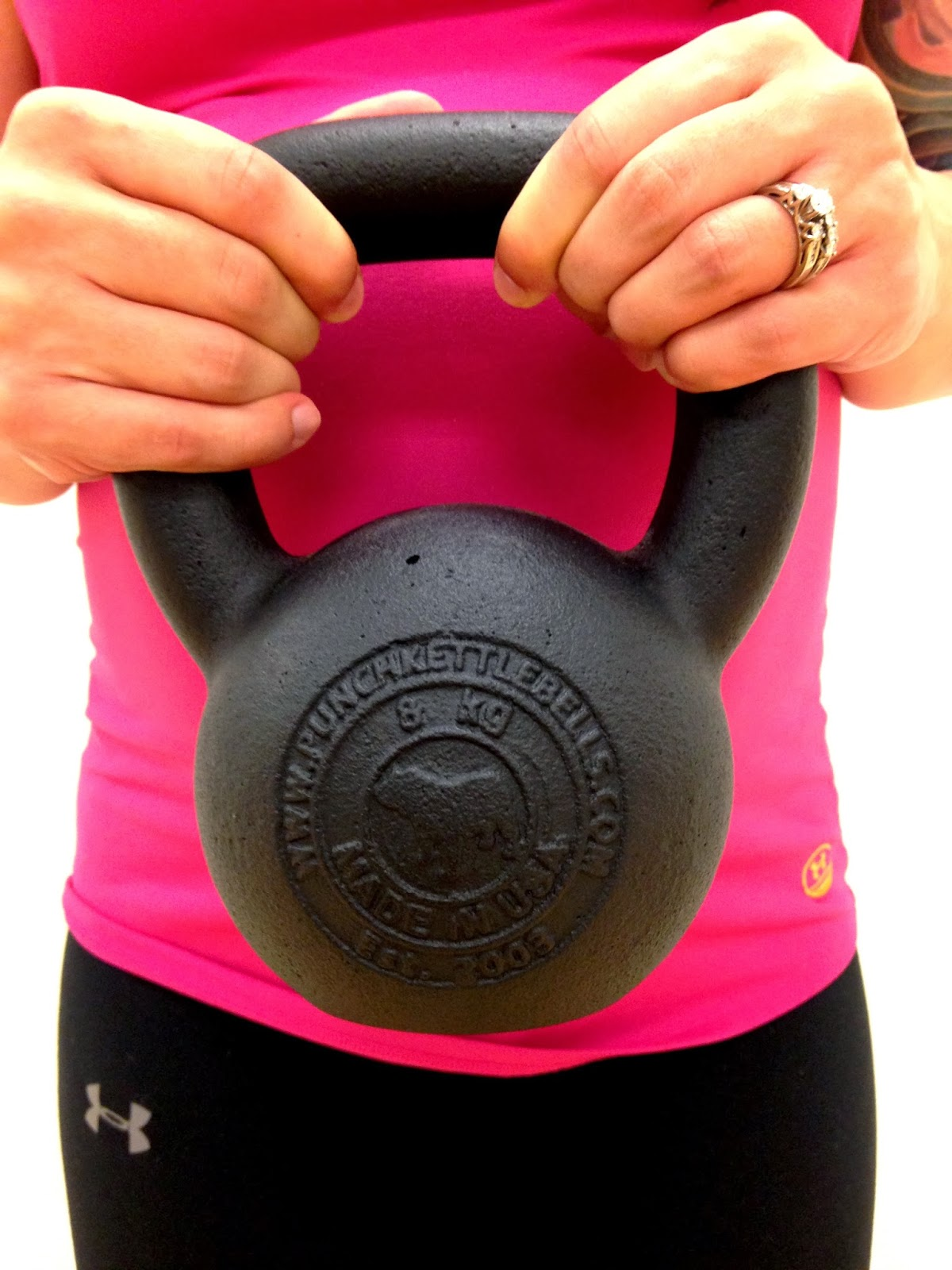 Diary of a Fit Mommy: Art of Strength Kettlebell Review