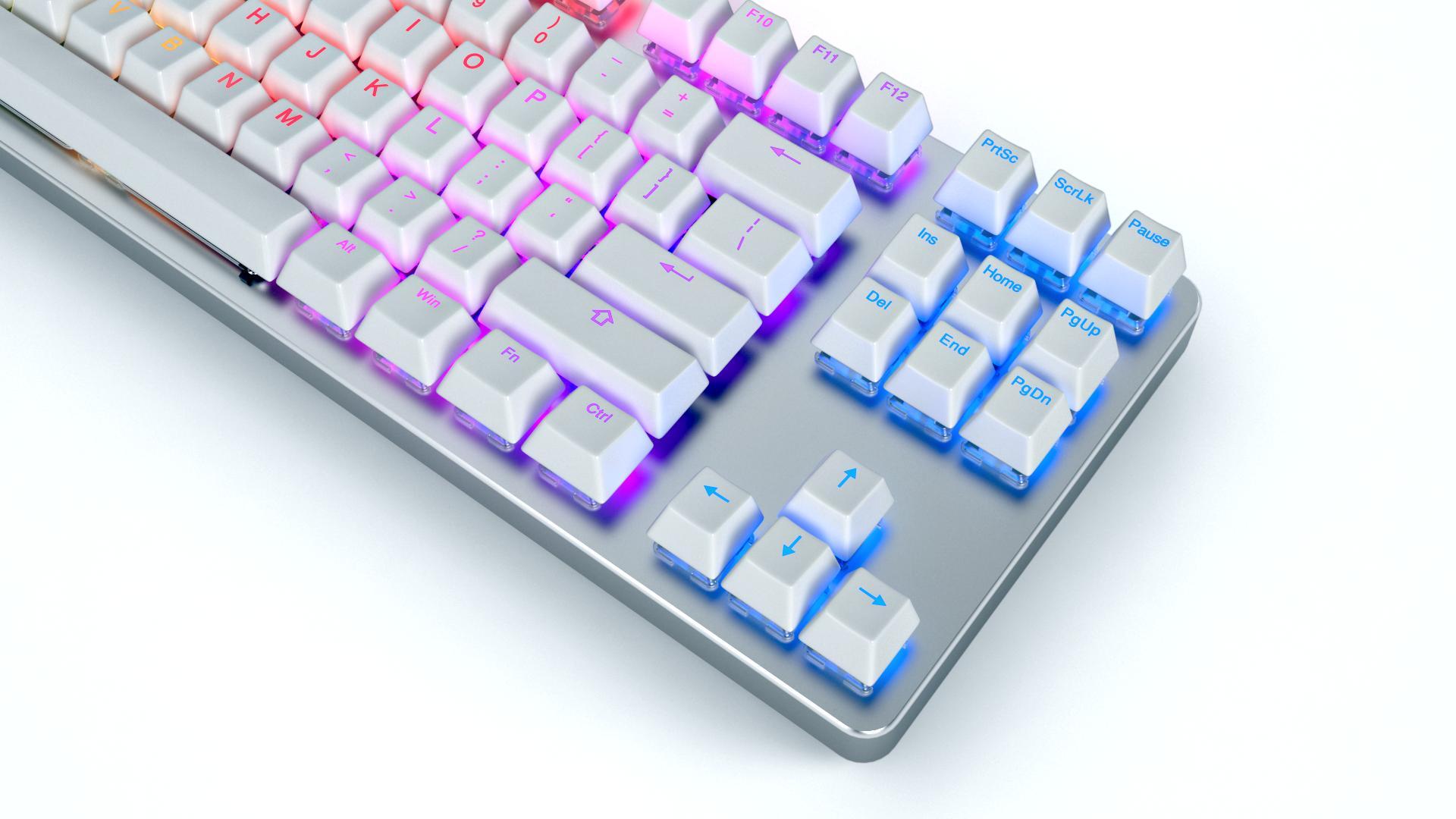 Вид клавиатуры-в картинках