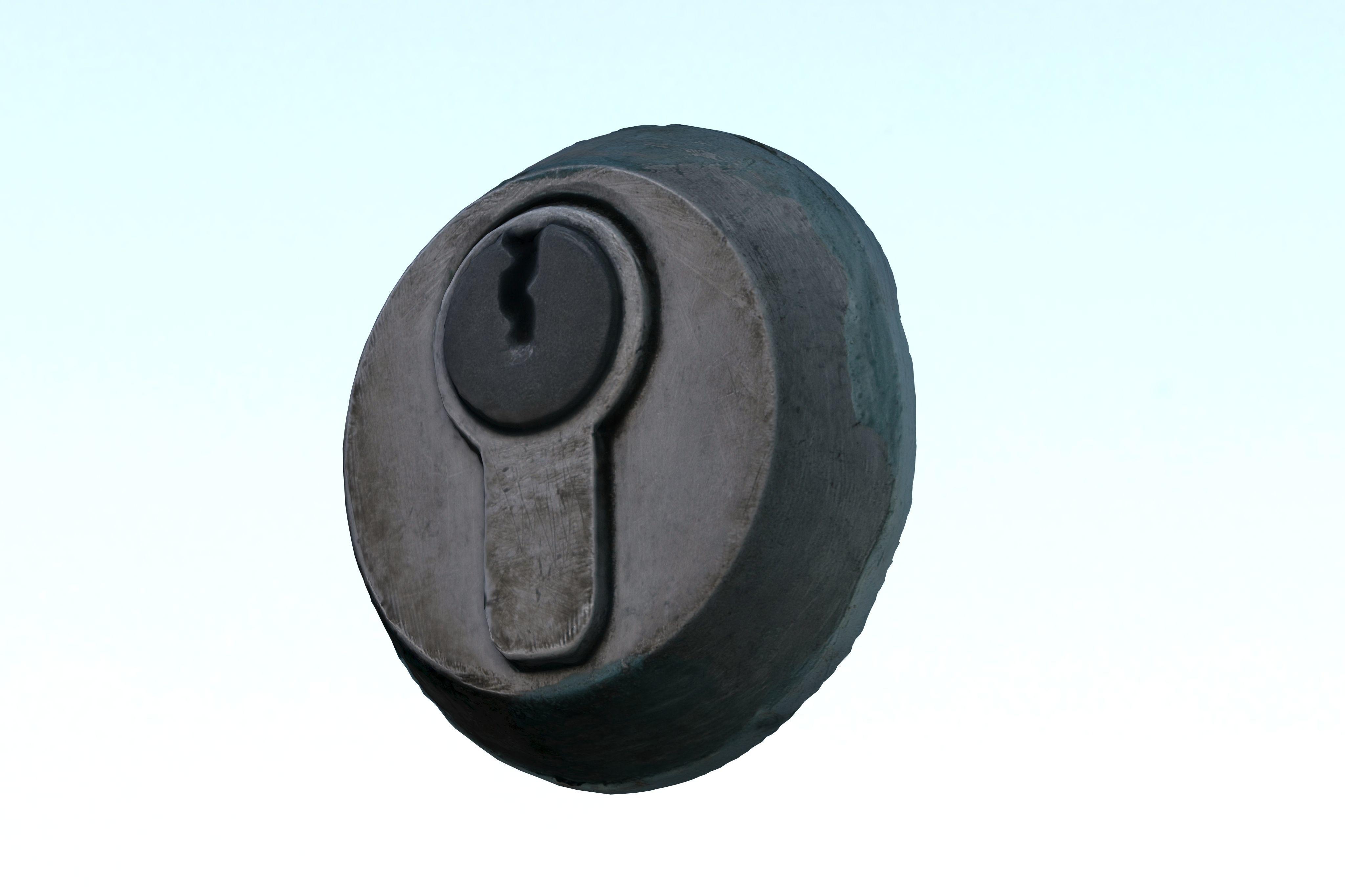 3D model Keyhole | CGTrader
