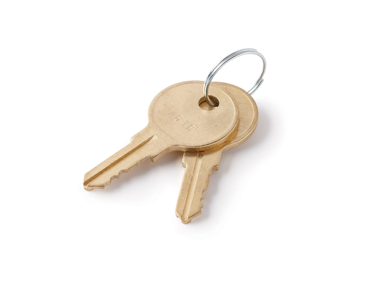 W-Series Keys | Hirsh Industries