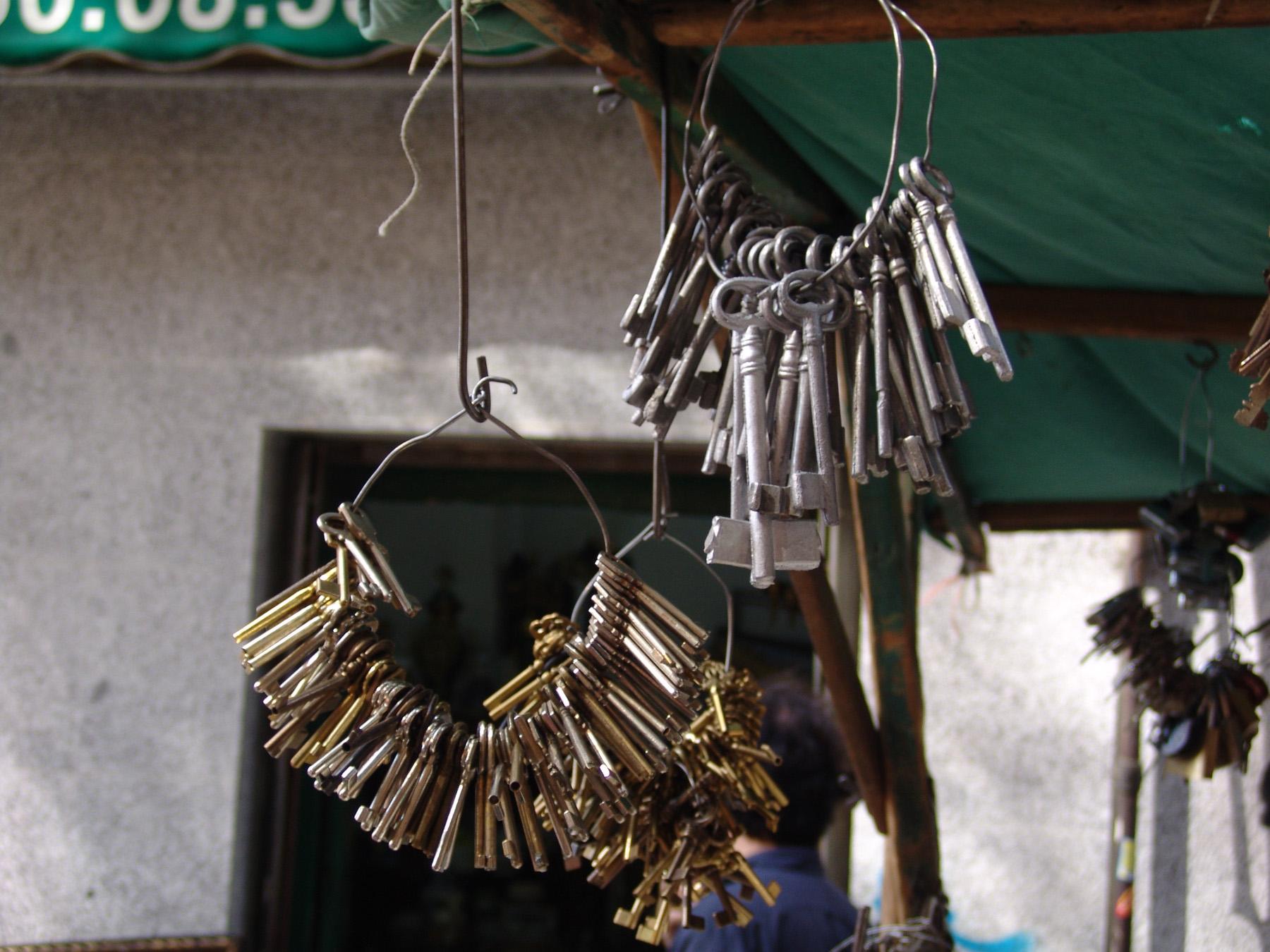 Keys, Access, Chain, Key, Many, HQ Photo
