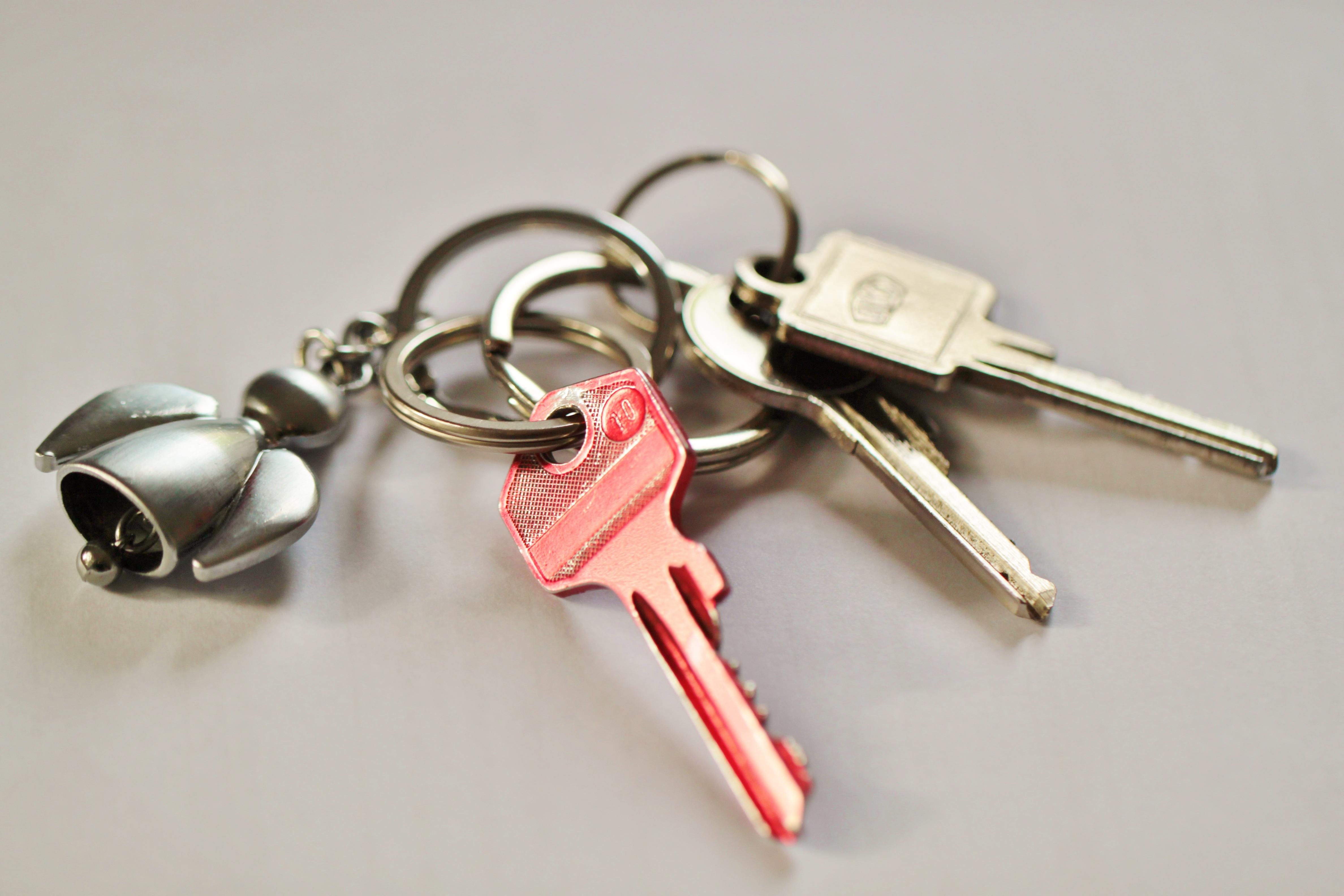Keys, Metal, Object, Steel, HQ Photo
