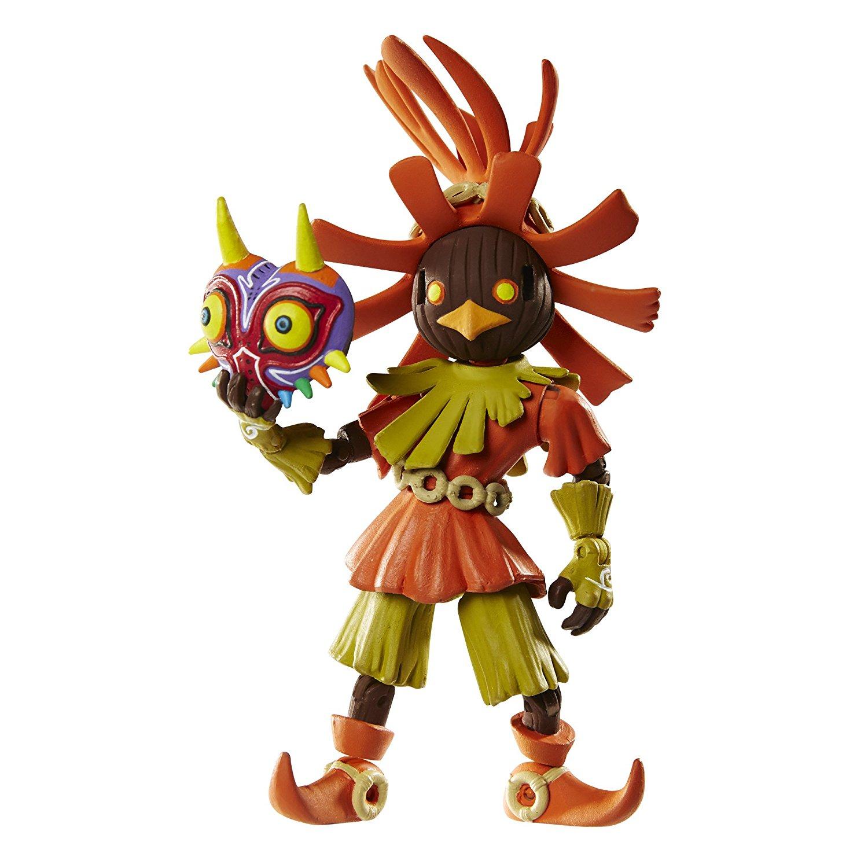 Amazon.com: World of Nintendo The Legend of Zelda Skull Kid Action ...