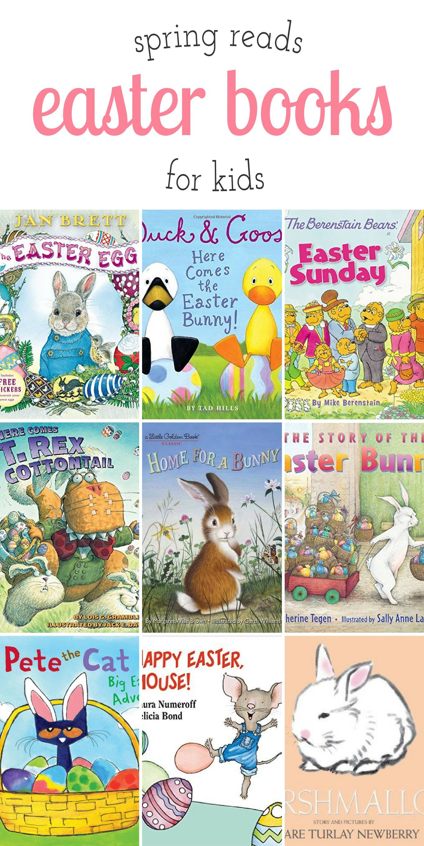Spring Reads: The Best Easter Books for Kids