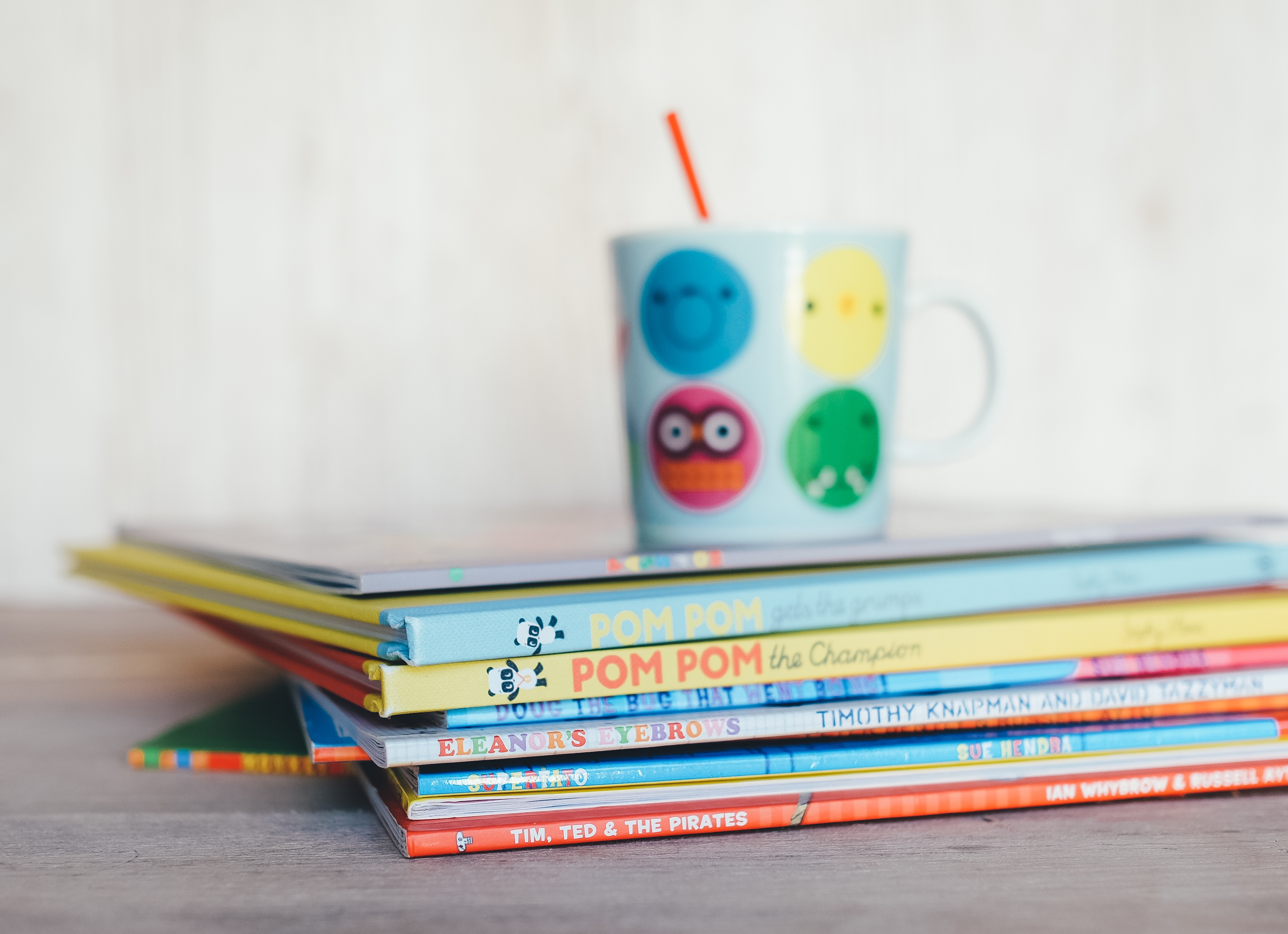 Kid's Books, Book, Little, Nursery, Read, HQ Photo