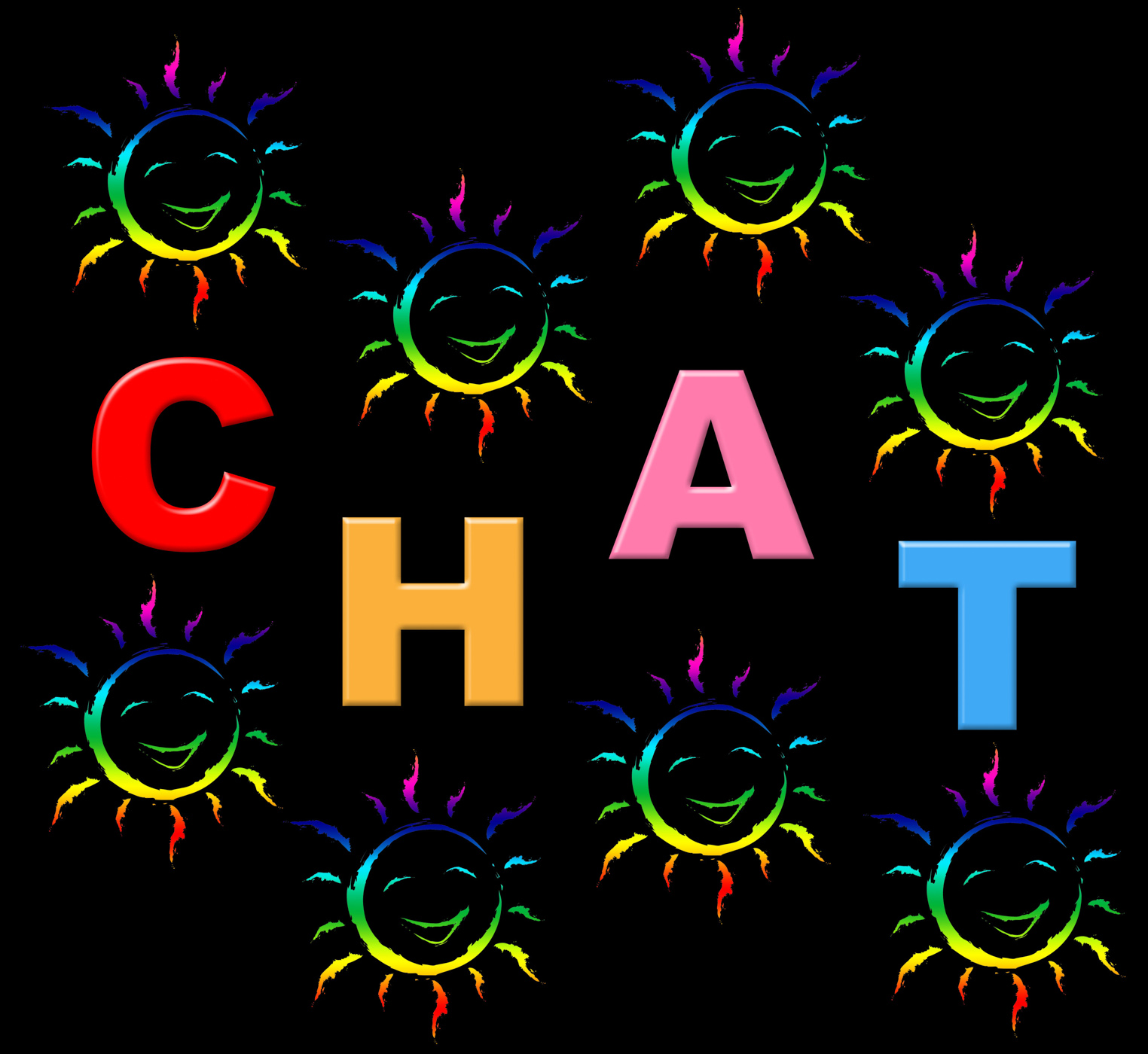 Kids Chat Indicates Youth Youngster And Youths, Call, Talk, Youth, Youngsters, HQ Photo