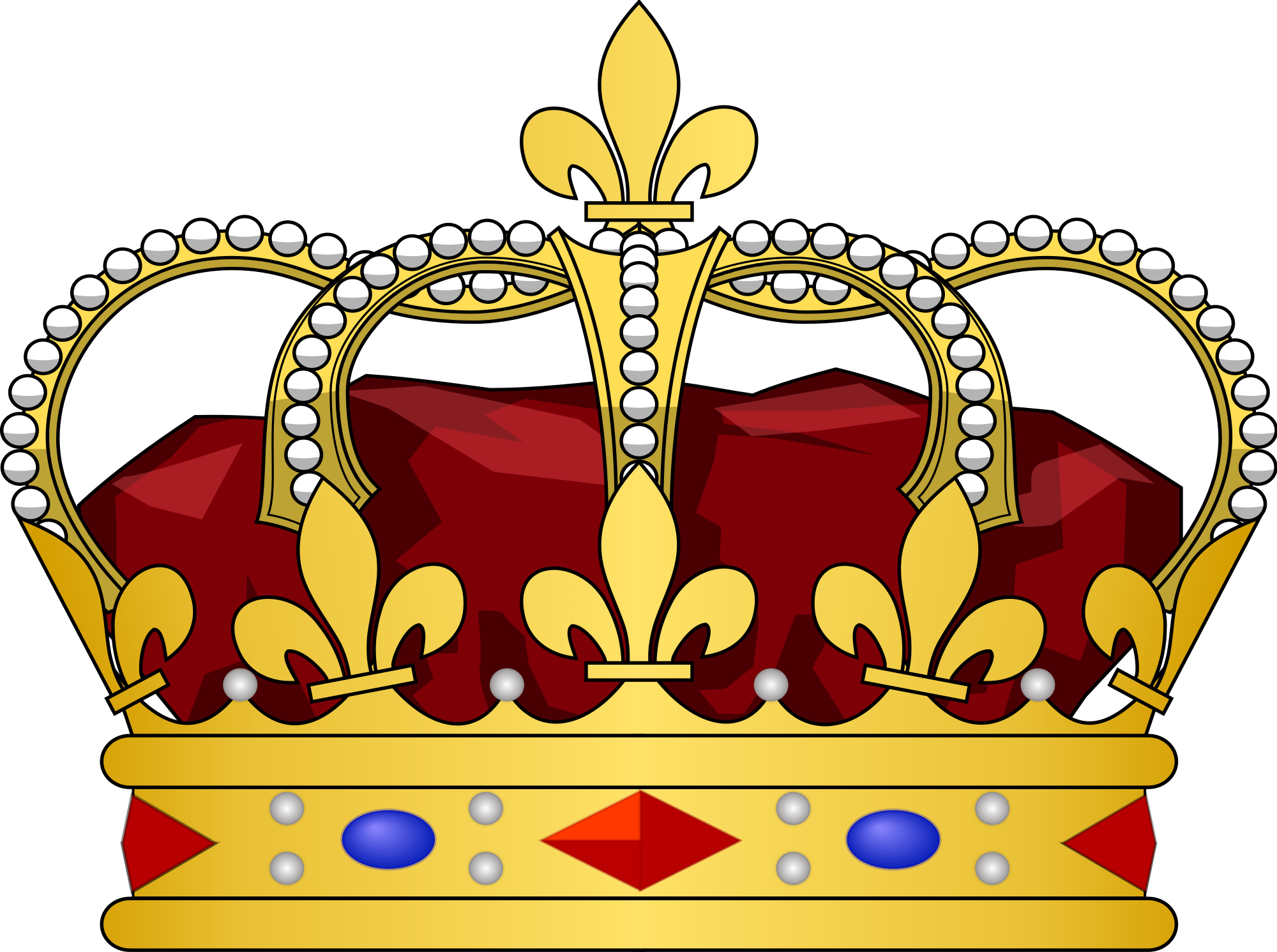 File:French heraldic crowns - King.svg - Wikimedia Commons