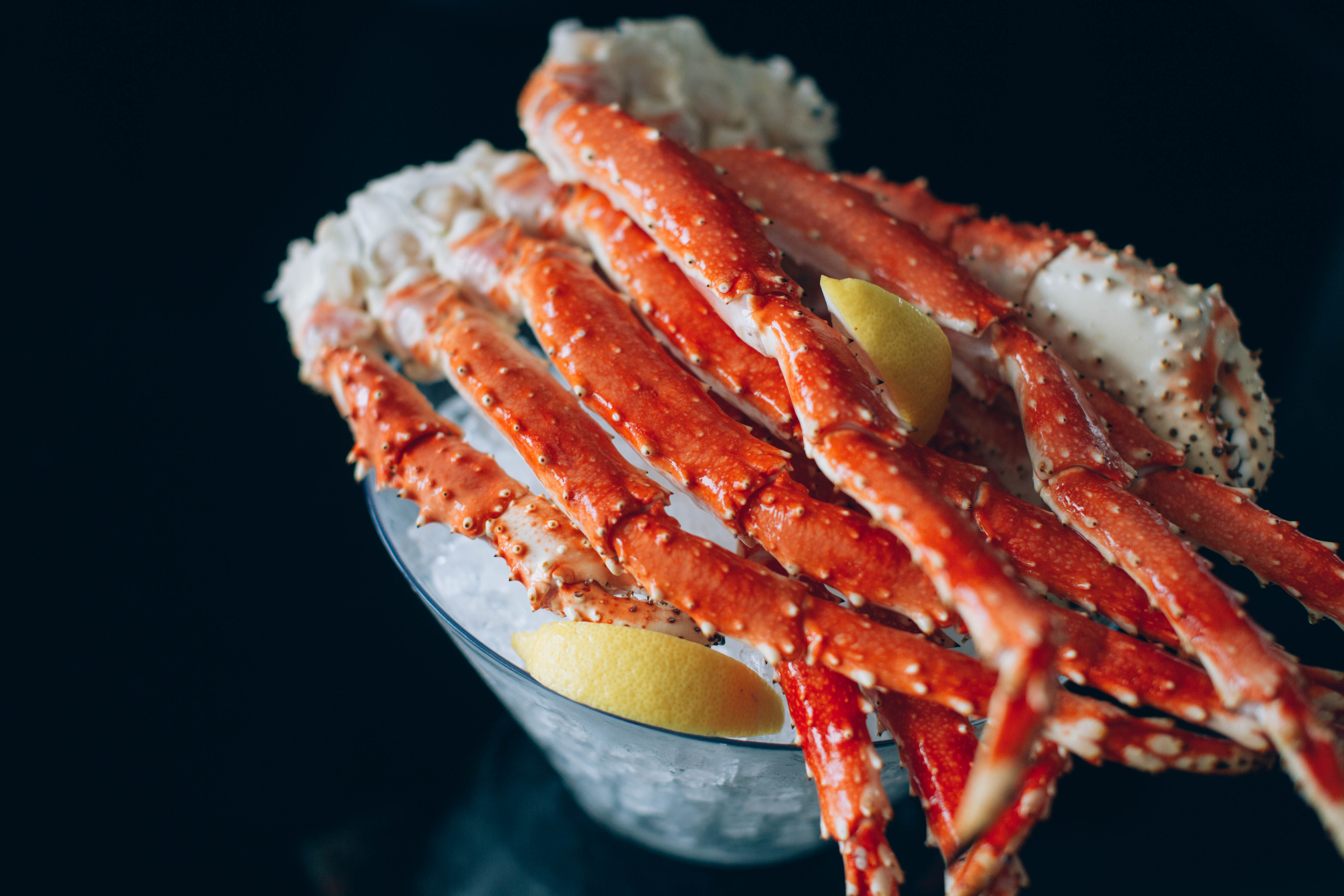 Guarantee Frozen Quality King Crab Legs at the Best Prices