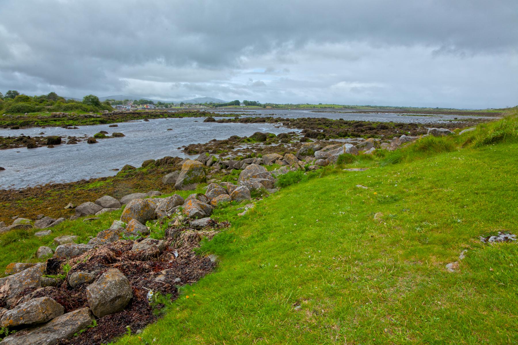 Kinvarra Scenery - HDR, Backdrop, Resource, Landscape, Liquid, HQ Photo