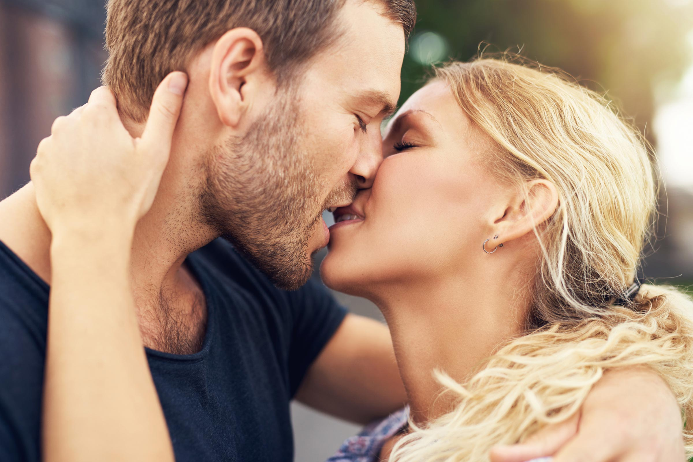 Fun Facts About Kissing You Didn't Know   Reader's Digest