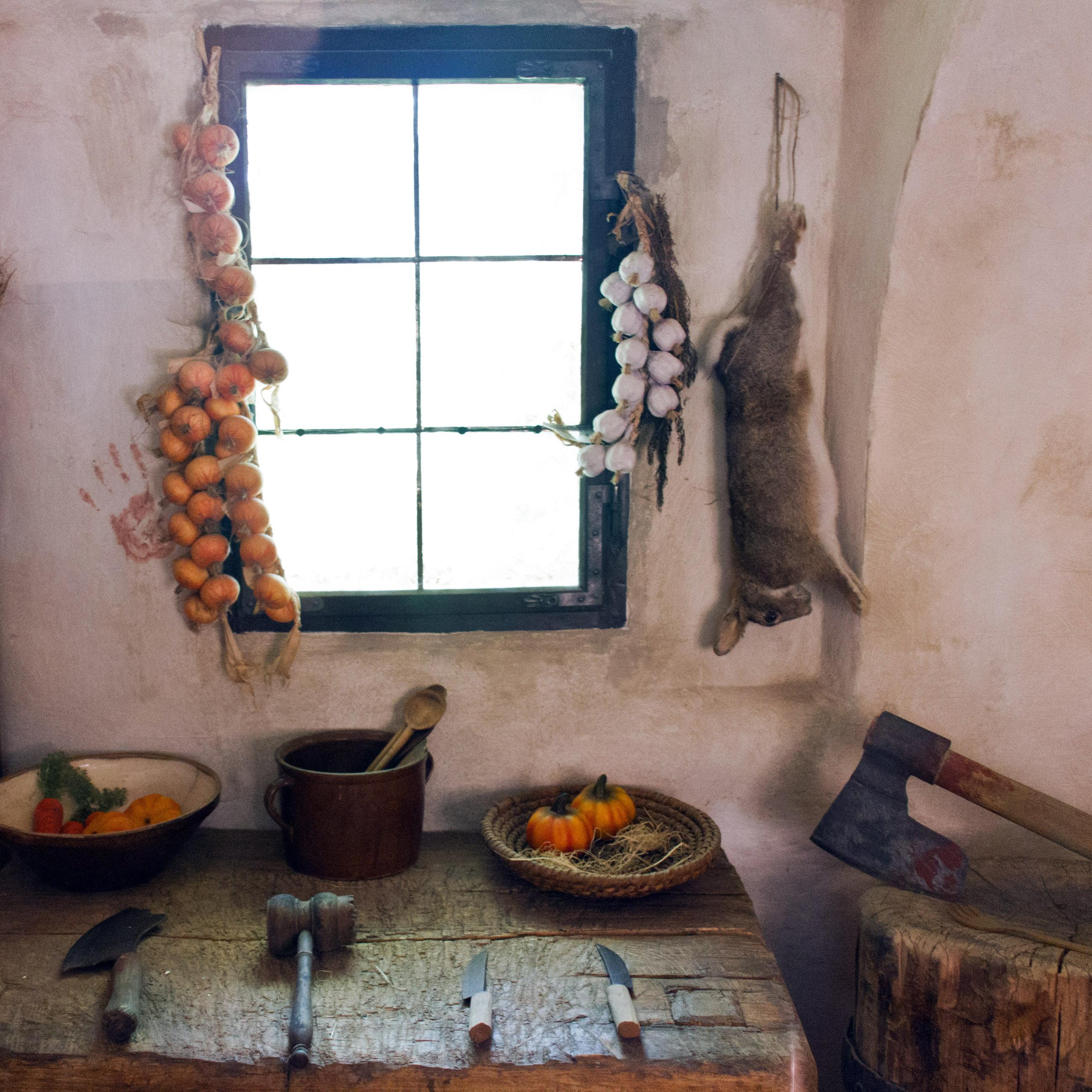 Kitchen still life photo