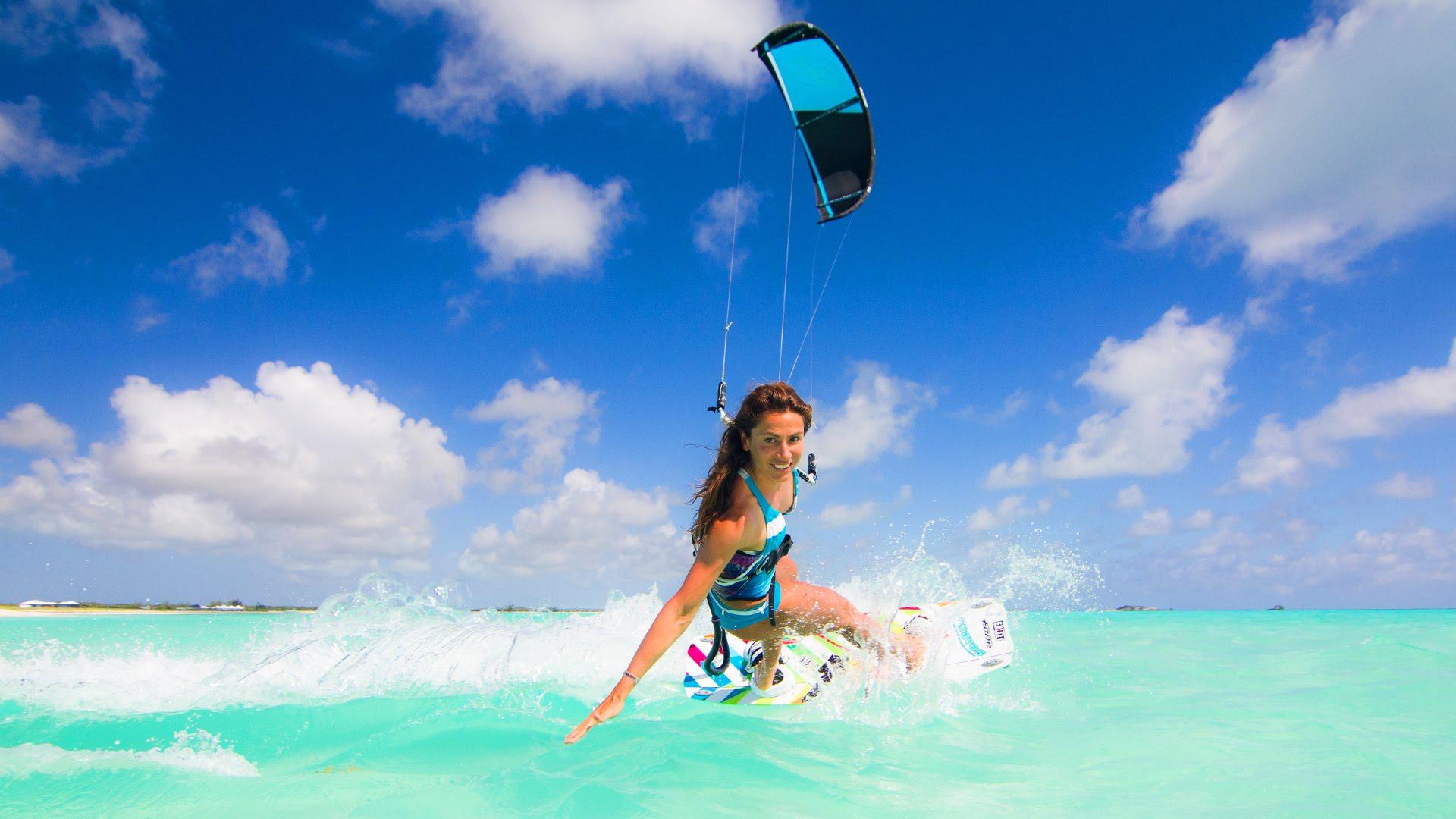 The Best Kitesurfing Spots in the World 4K - Part 1 - YouTube