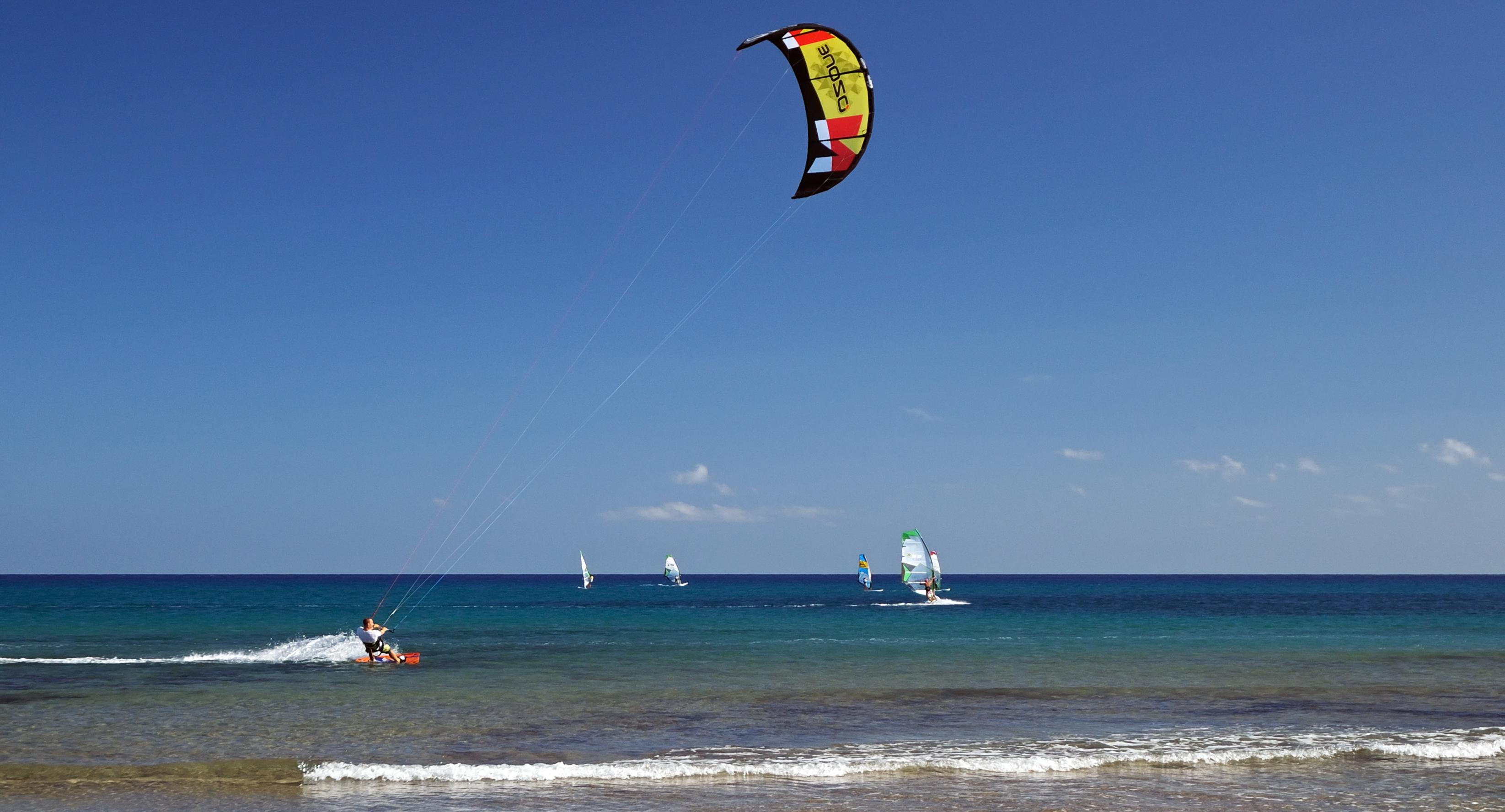 Kiteboarding - Wikipedia