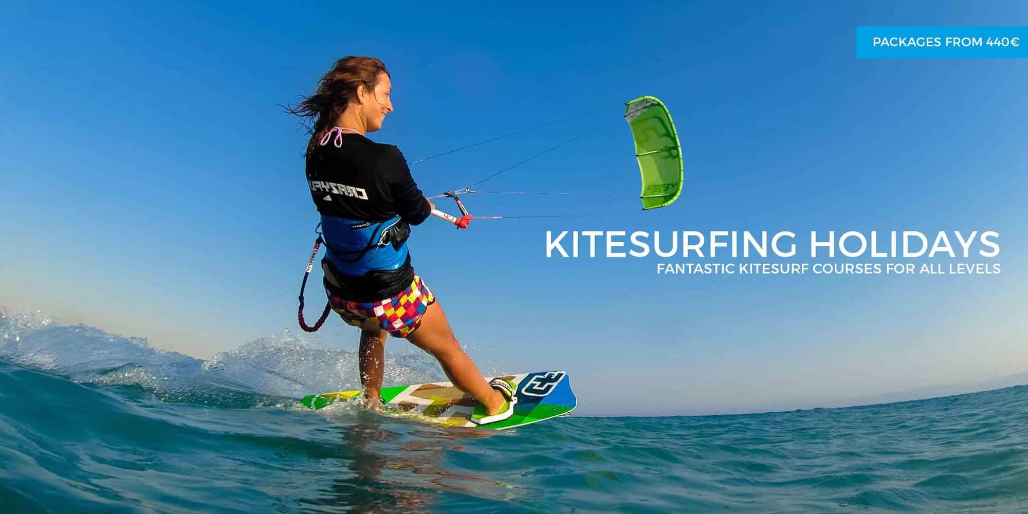 Kitesurfing Holidays in the Algarve Portugal - AltaVista Lodge