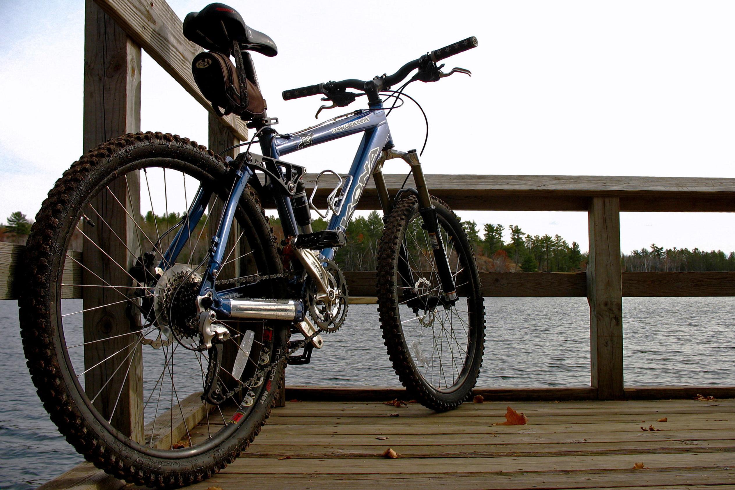 Kona Closeup, Bicycle, Bike, Bspo06, Mountainbike, HQ Photo