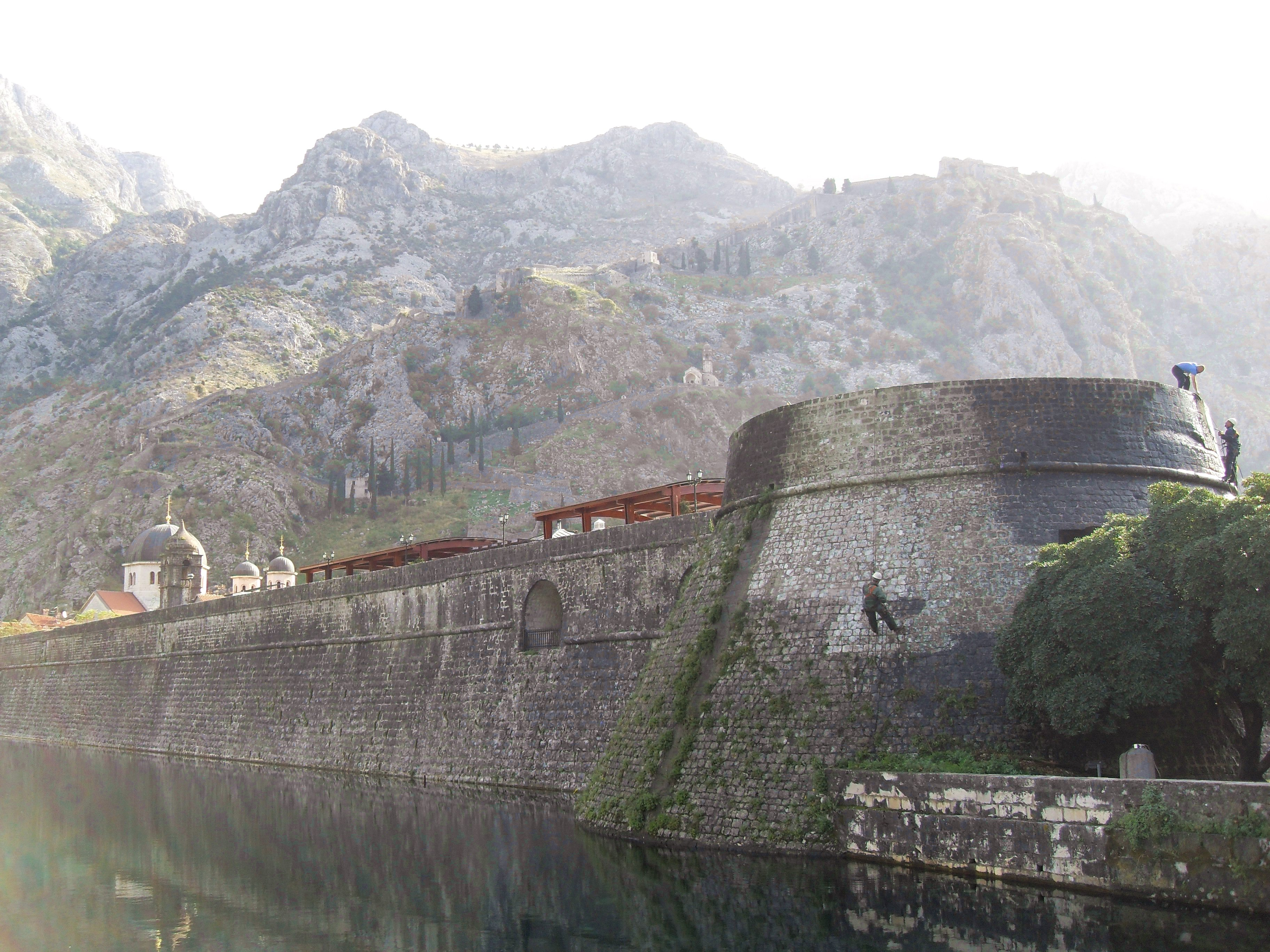 Fortifications of Kotor - Wikipedia