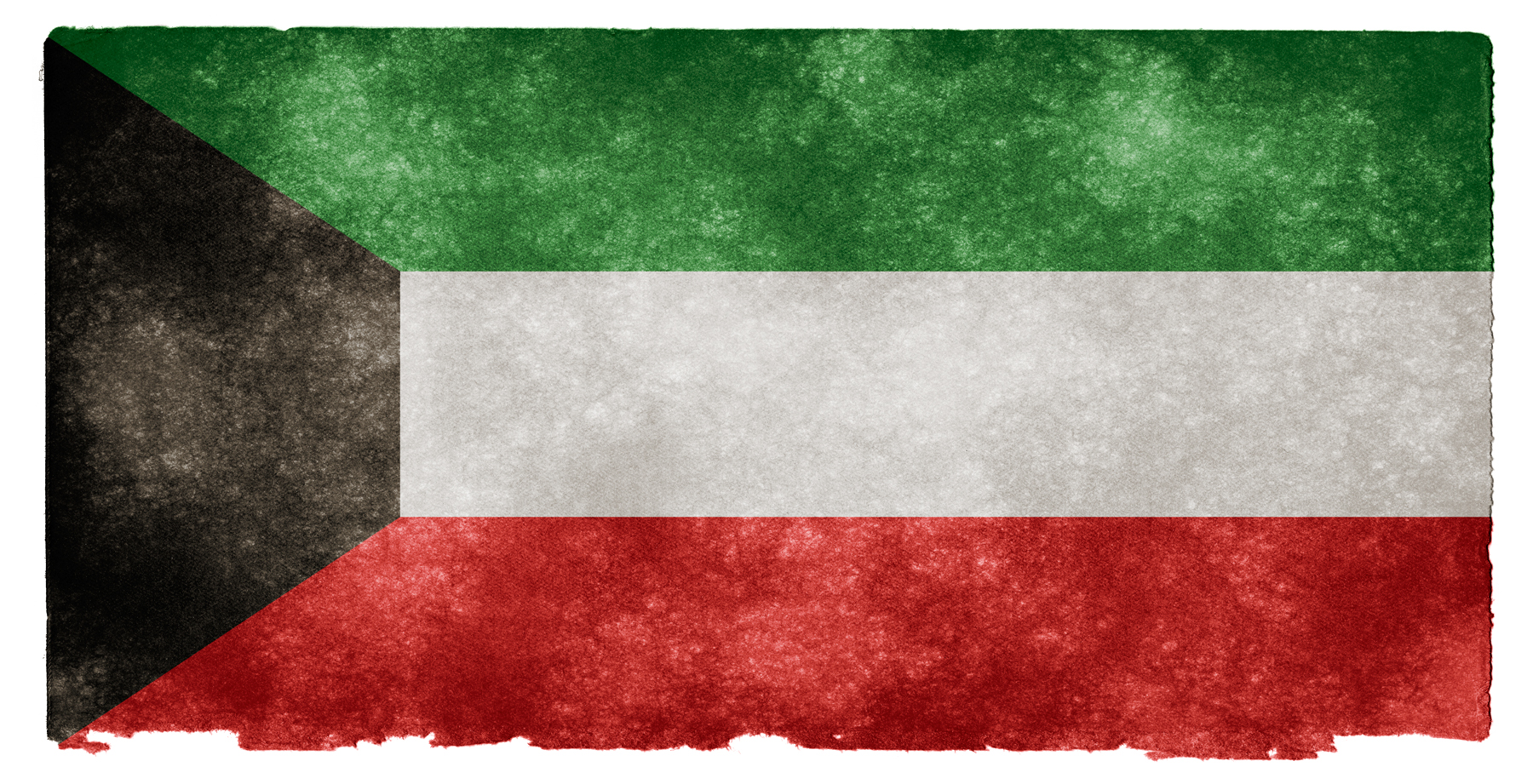 Kuwait Grunge Flag, Aged, Proud, Middle, Middle-east, HQ Photo