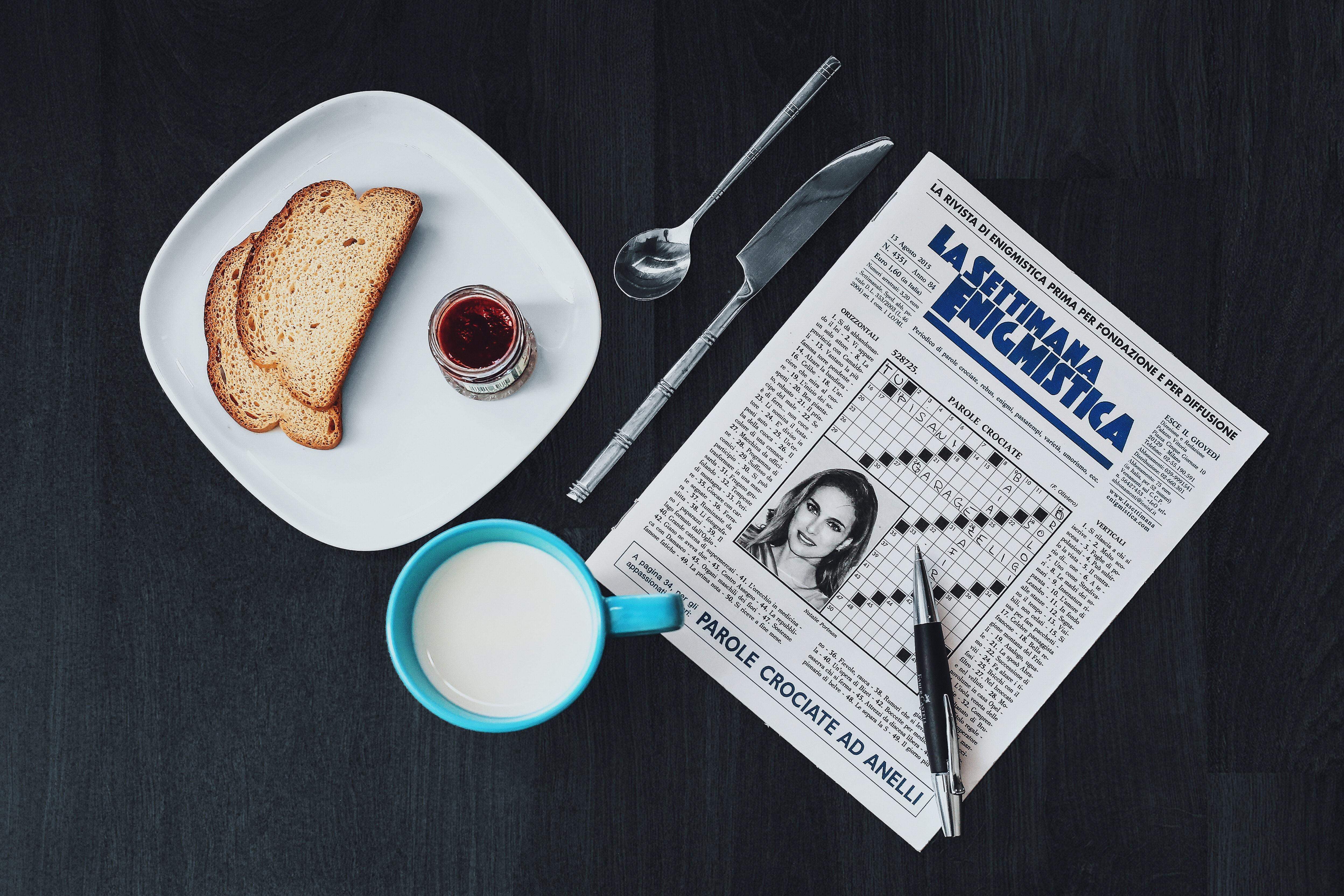 La settimana enigmistica news paper photo