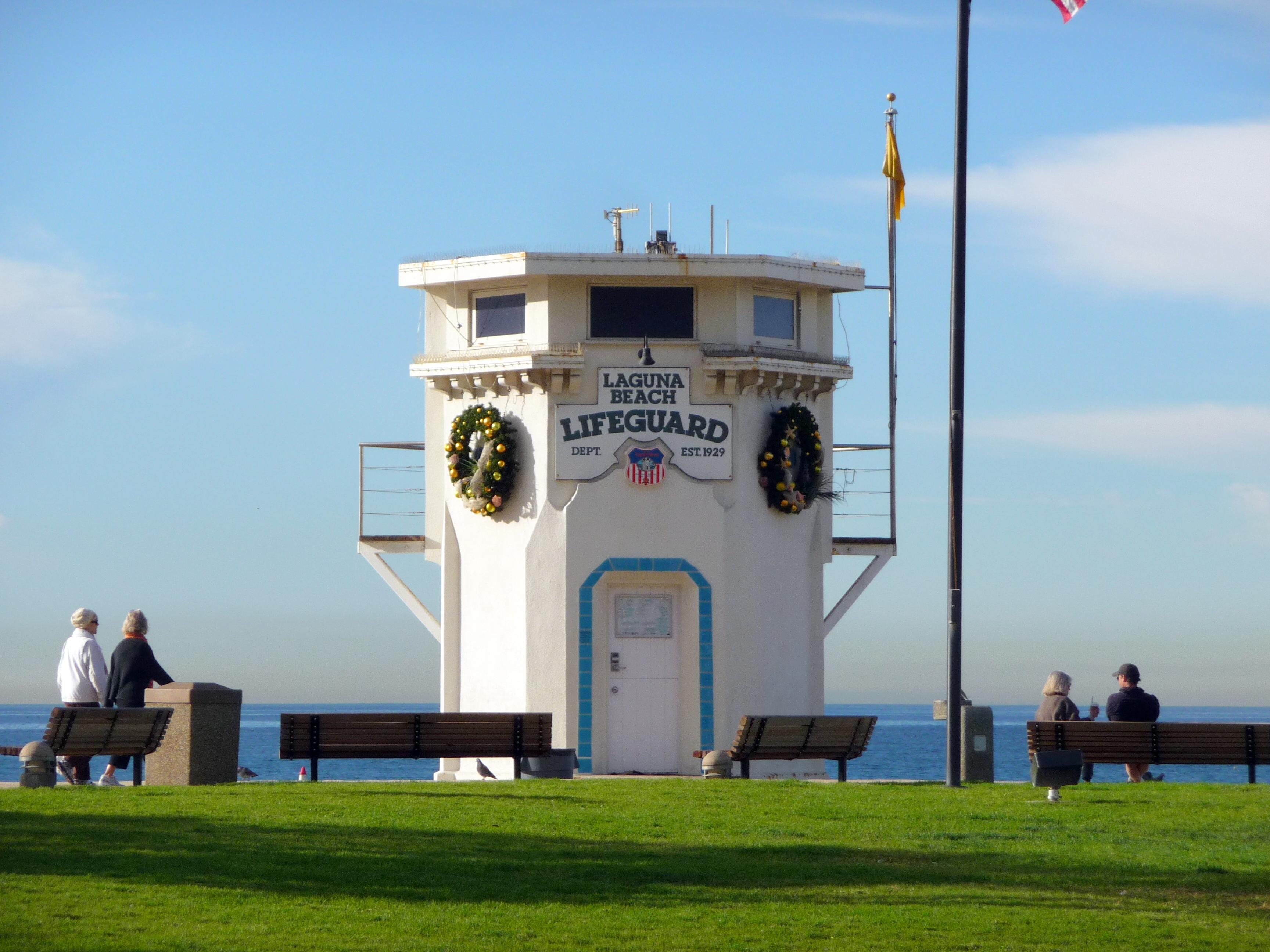 File:Laguna Beach, Lifeguard - panoramio - Patrick Nouhailler's….jpg ...