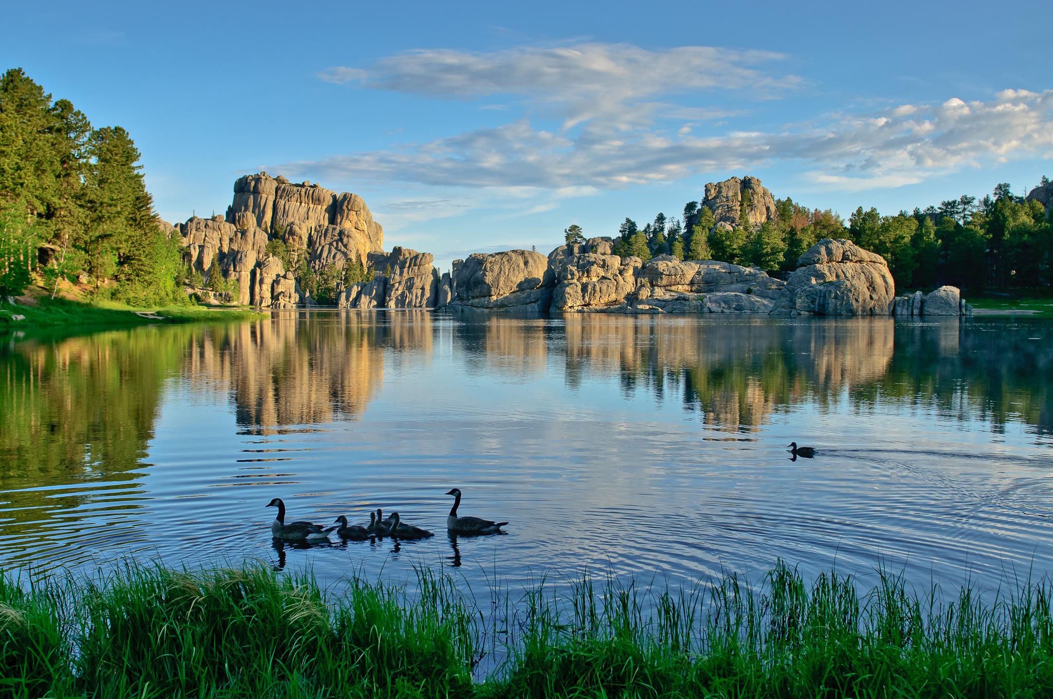 Sylvan Lake | Black Hills & Badlands - South Dakota