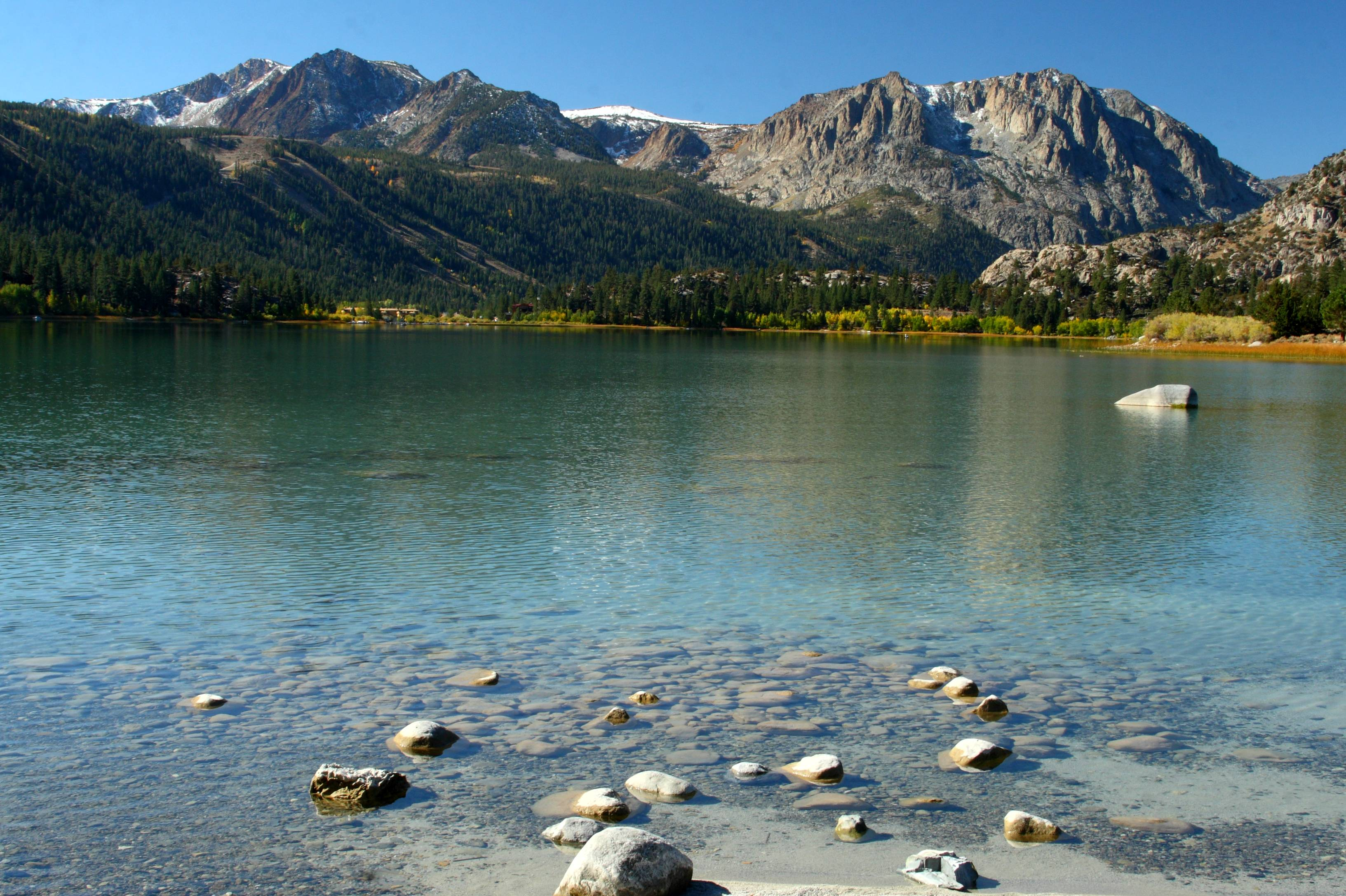 File:June Lake with Sierra crest.jpg - Wikimedia Commons