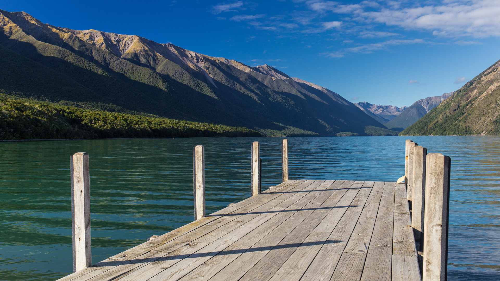 Nelson Lakes National Park: Places to go in Nelson/Tasman