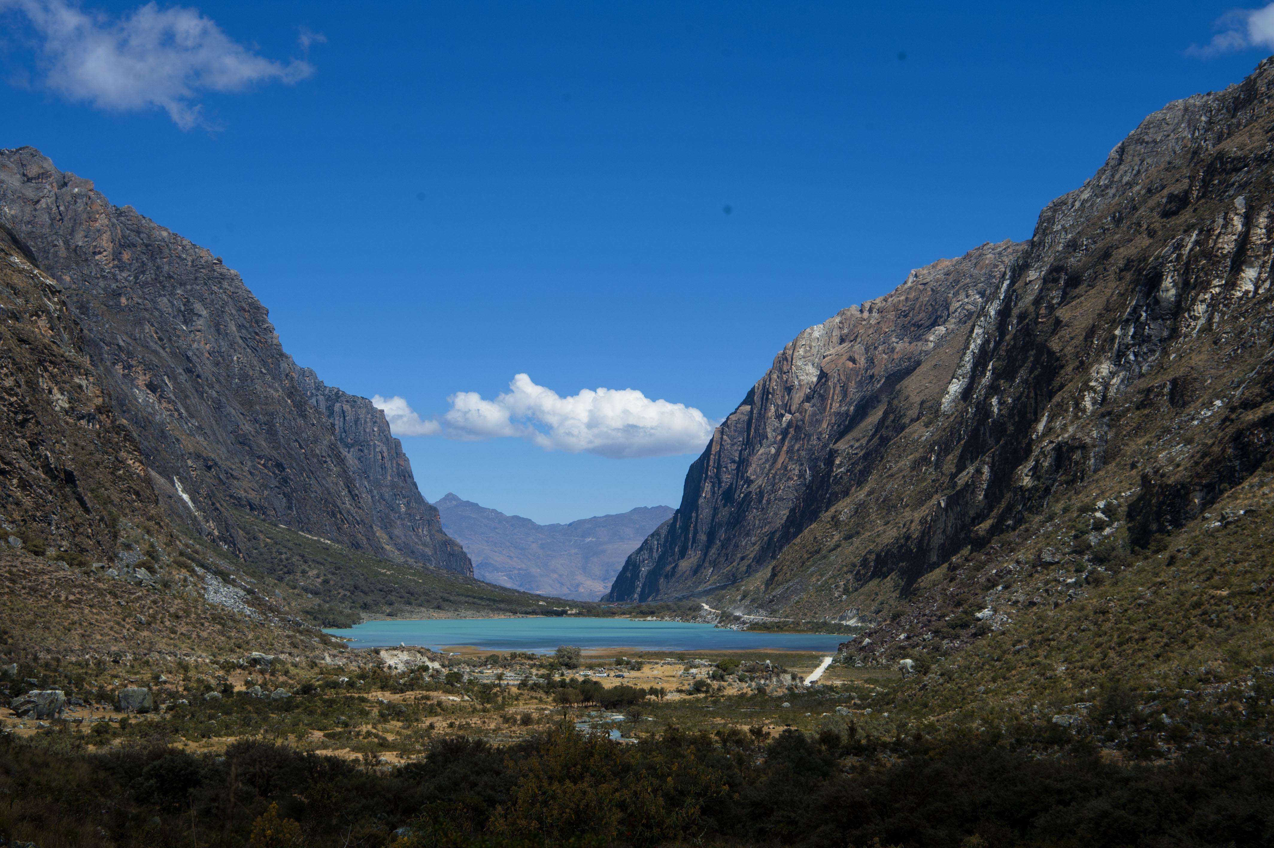 Llanganuco Lakes   fromalaskatobrazil