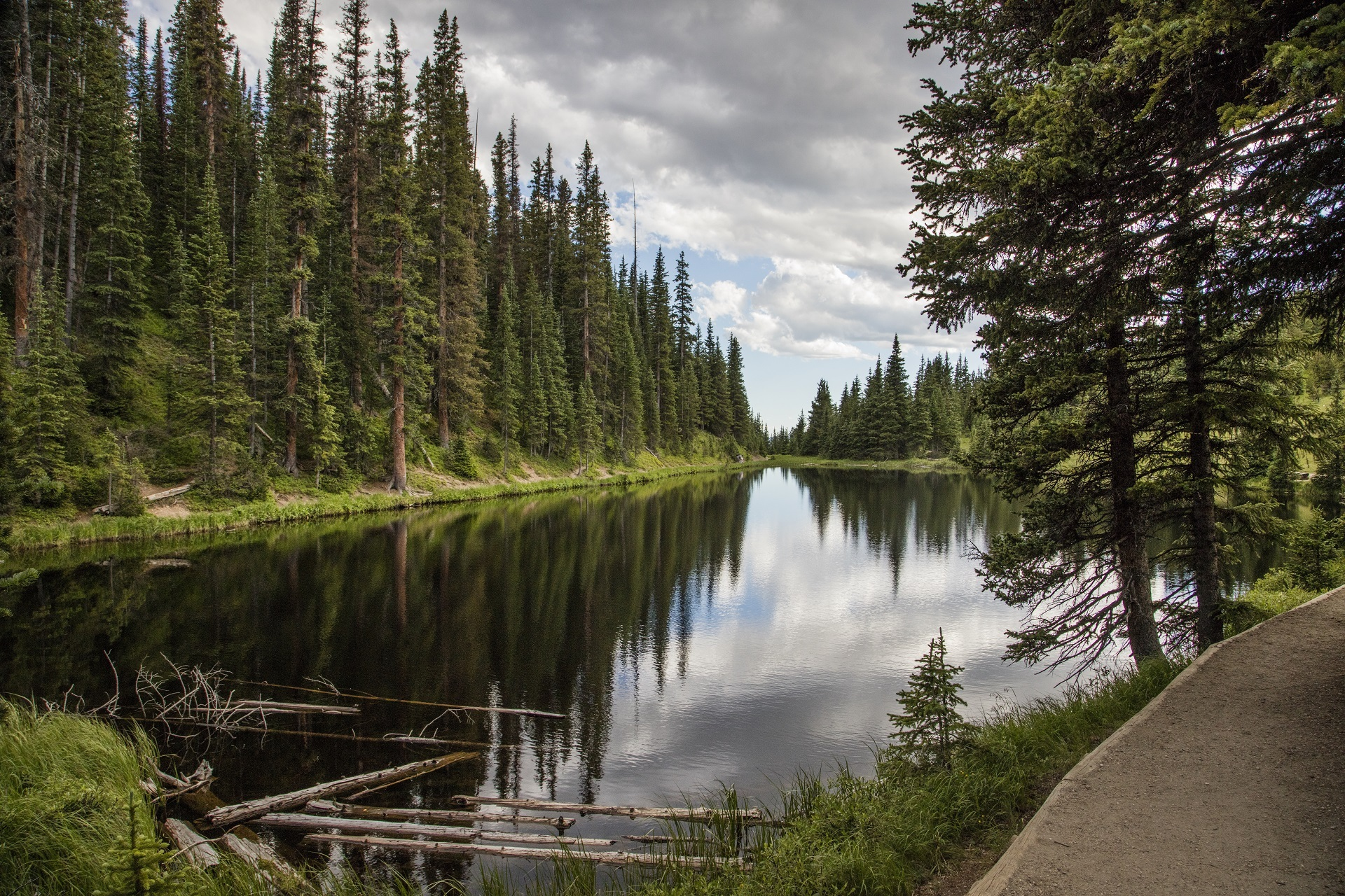Lake irene photo