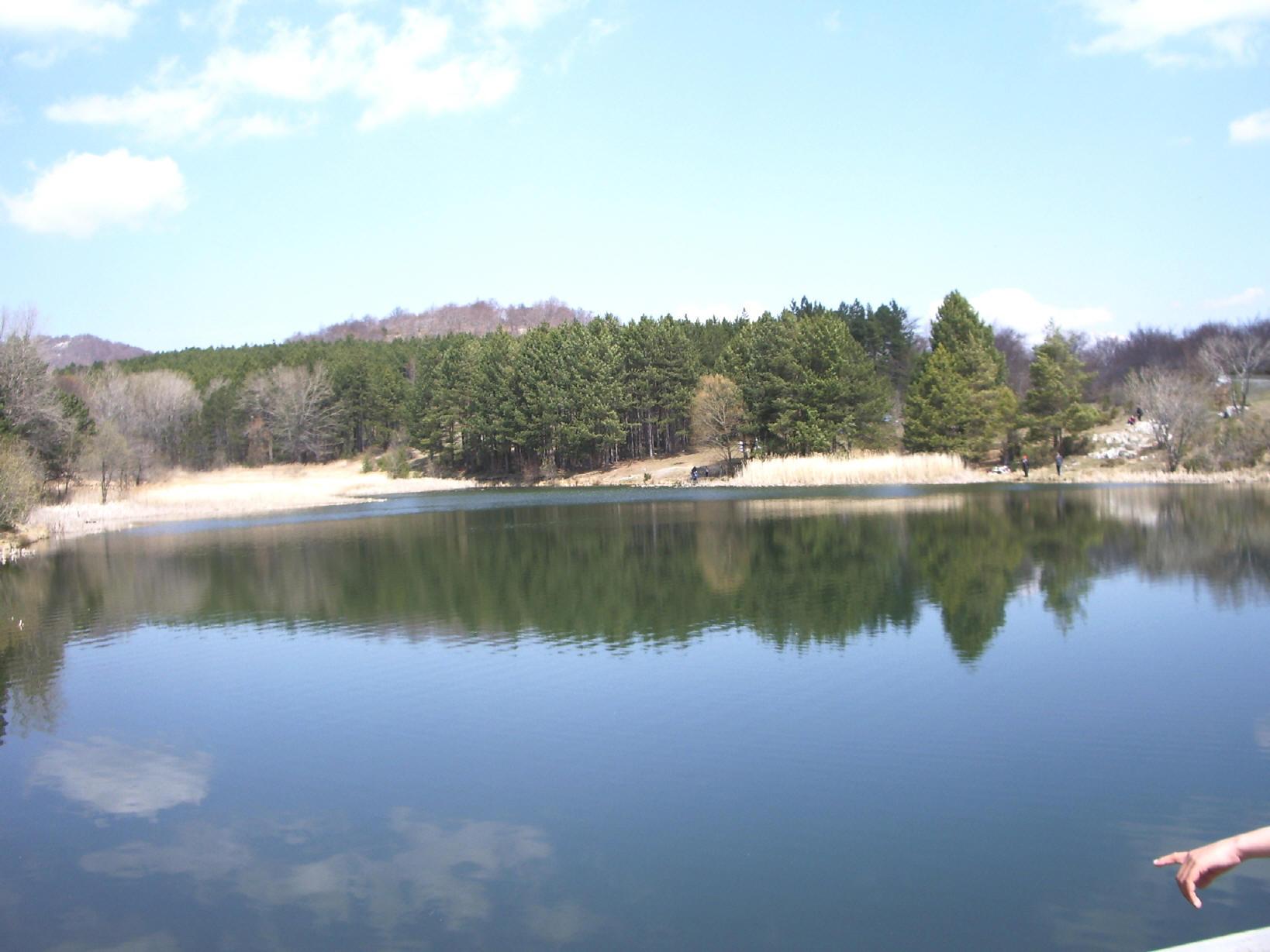 Lake karandila photo