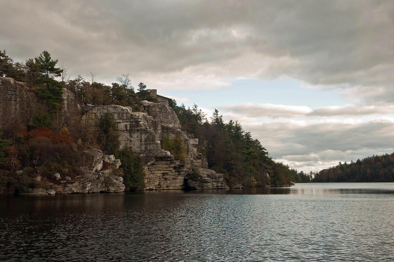 Lake minnewaska photo