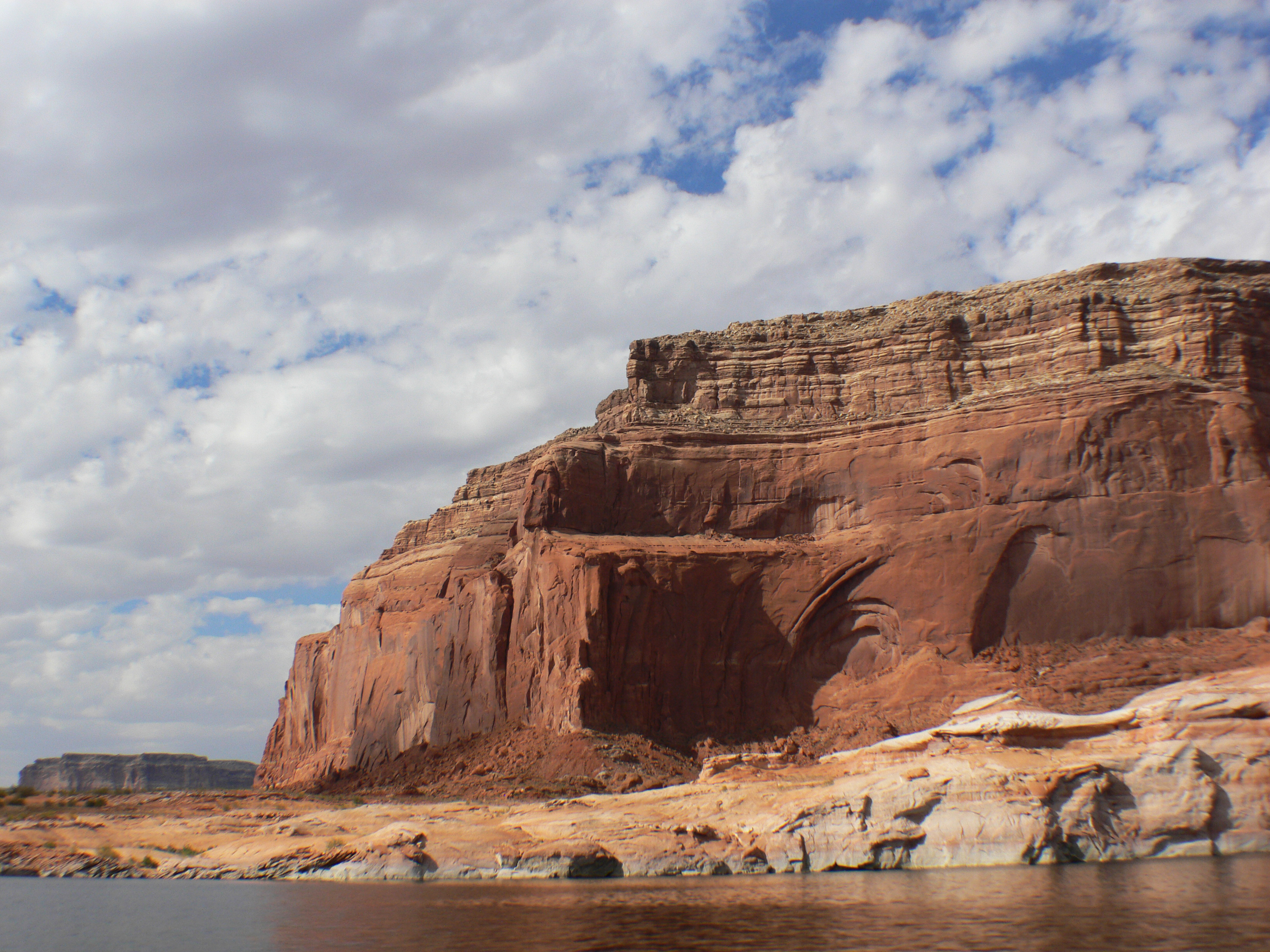 Lake Powell (8), Architecture, Cliff, Free photos, Geo tagged, HQ Photo