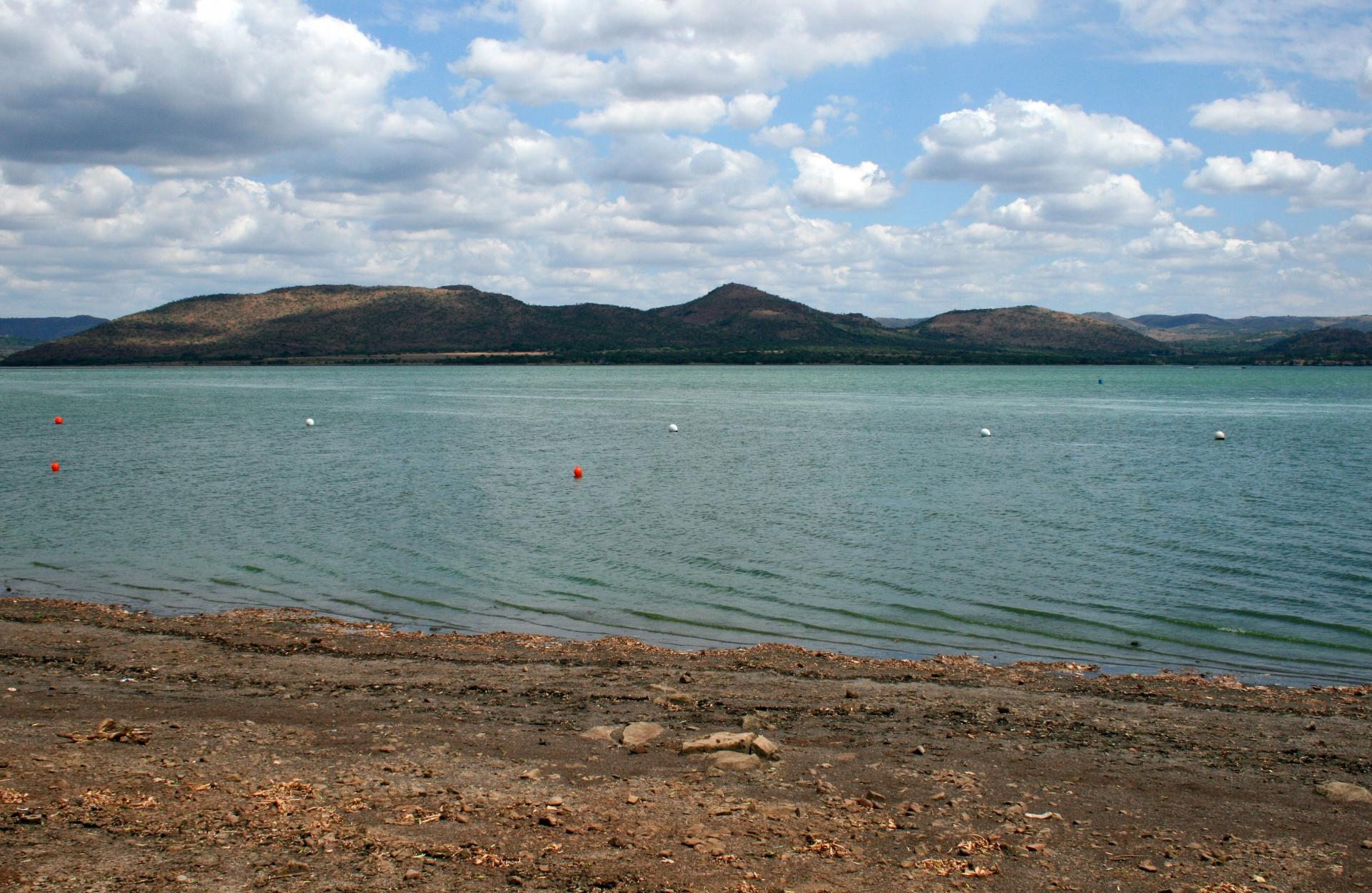 Lake shore photo