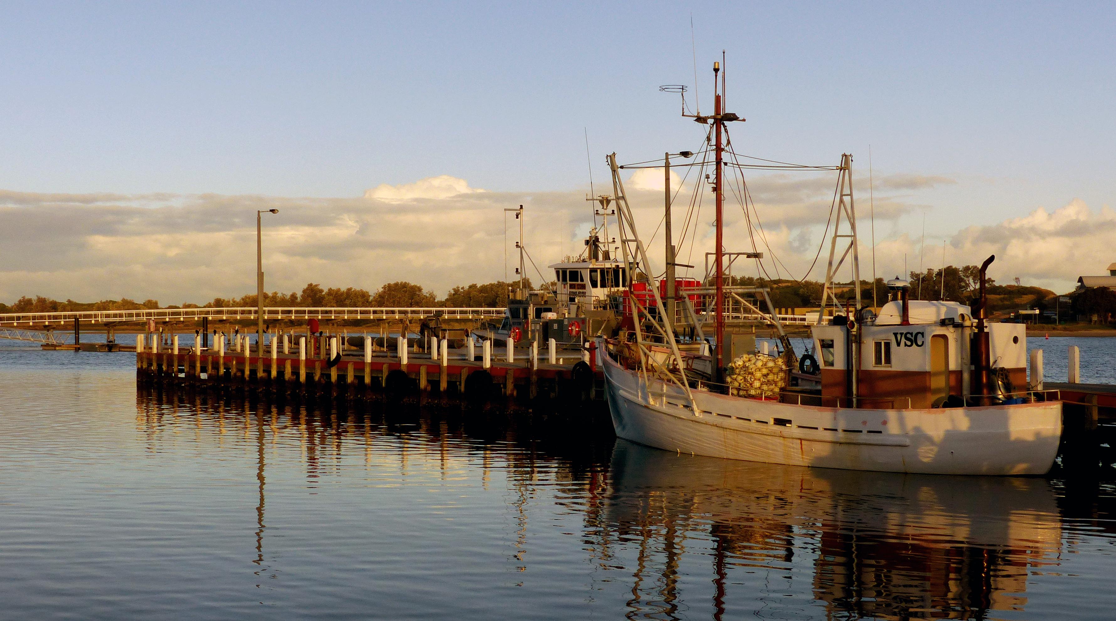 Lakes Entrance.Vic Aust., Australia, Boat, Boats, Fishing, HQ Photo