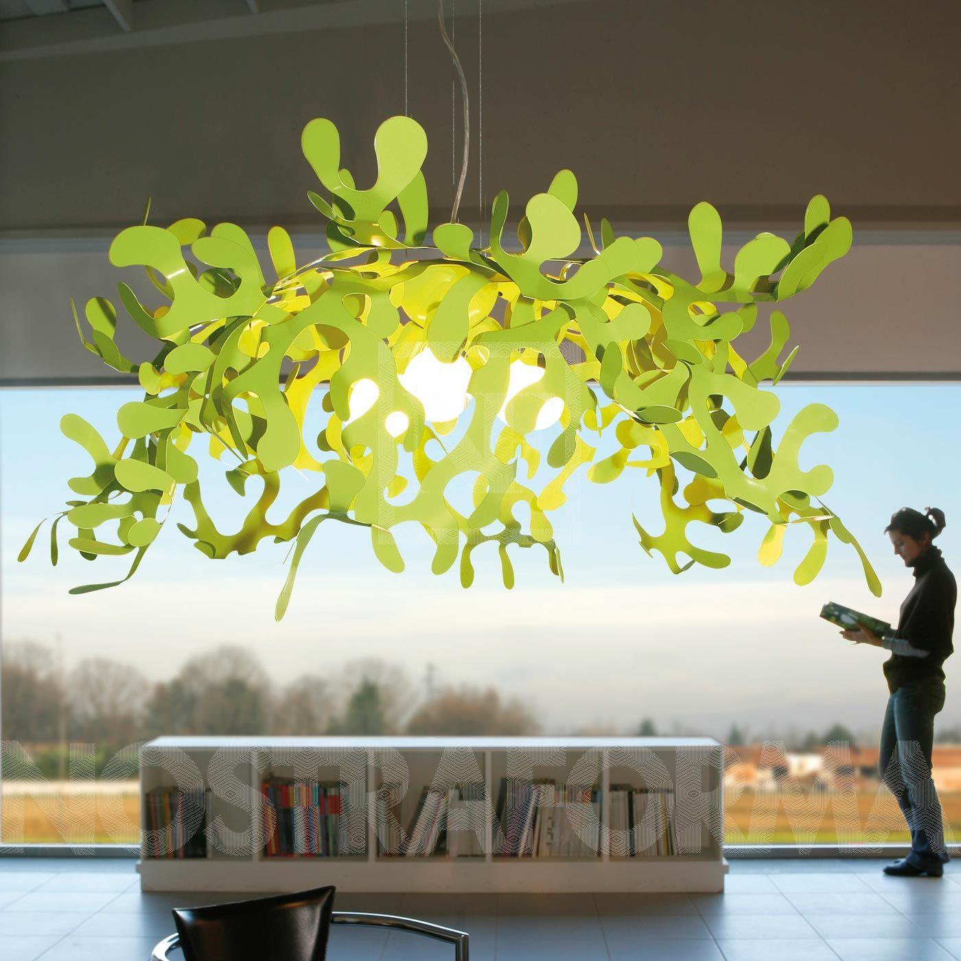 Lumen Center Italia Super Leaves pendant lamp » modern and ...