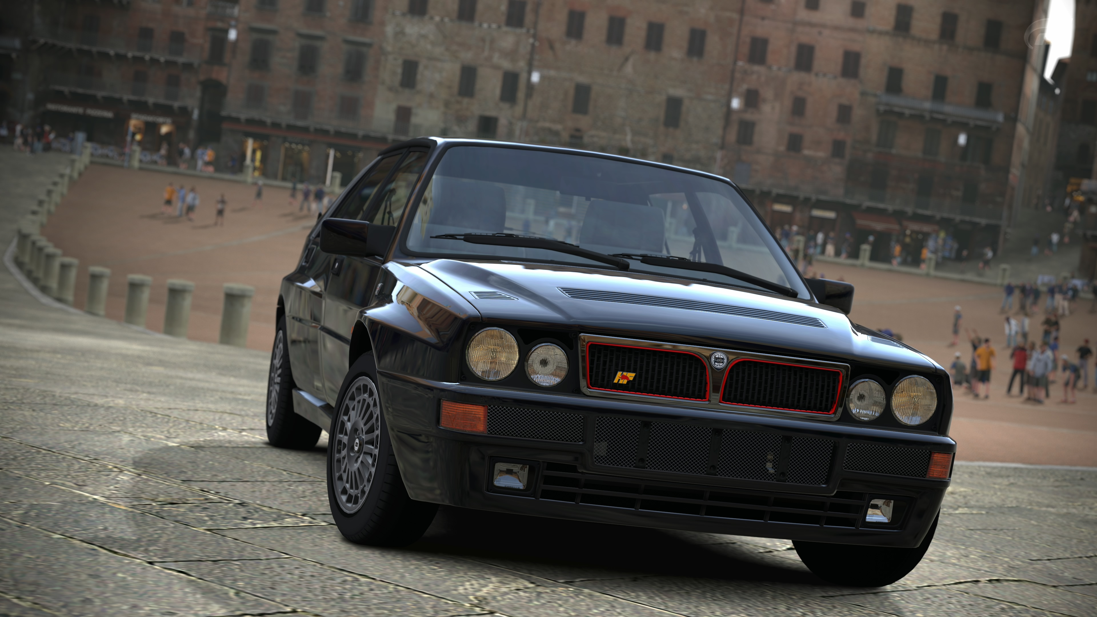 Lancia delta hf intergrale photo