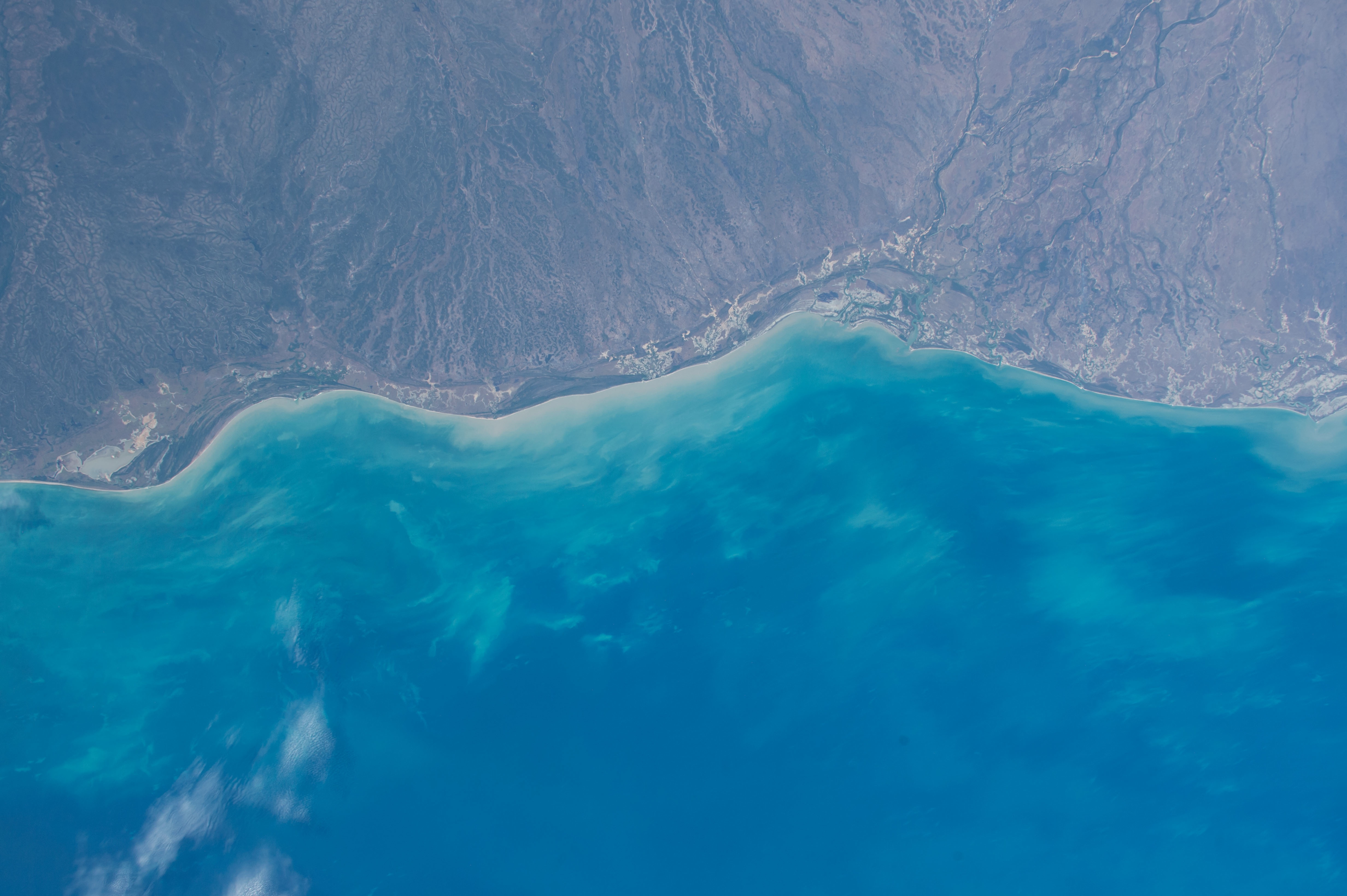 Land And Sea, Aerial, Land, Landscape, Ocean, HQ Photo