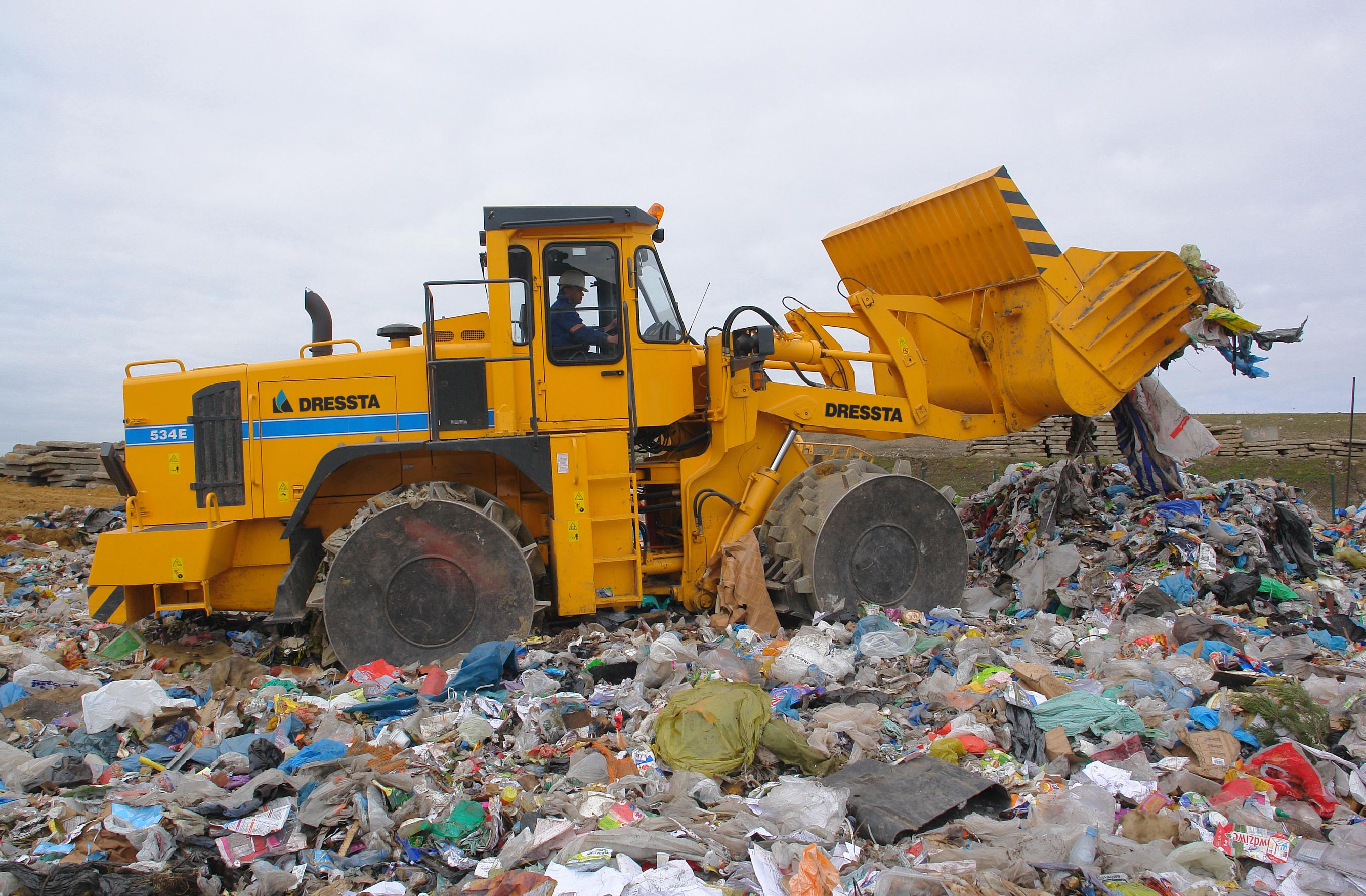 Landfill » Dressta