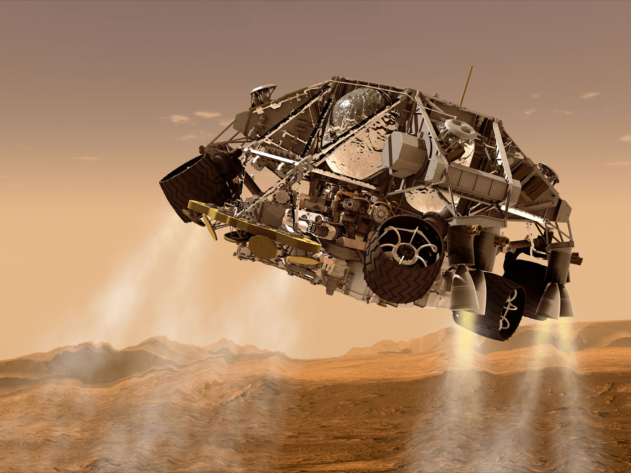 Mars Rover Landing Tonight: What Could Go Wrong