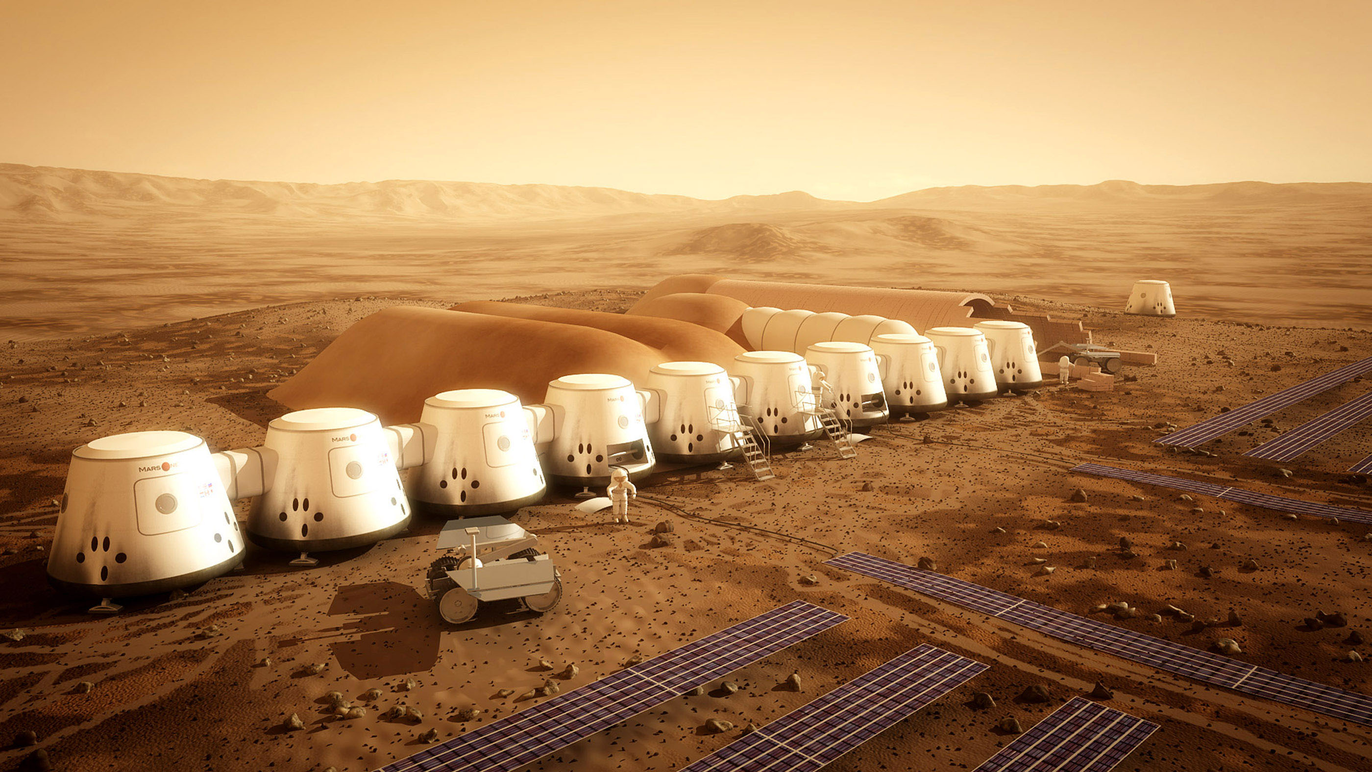 Manned Mars trip no longer a dream | The Japan Times