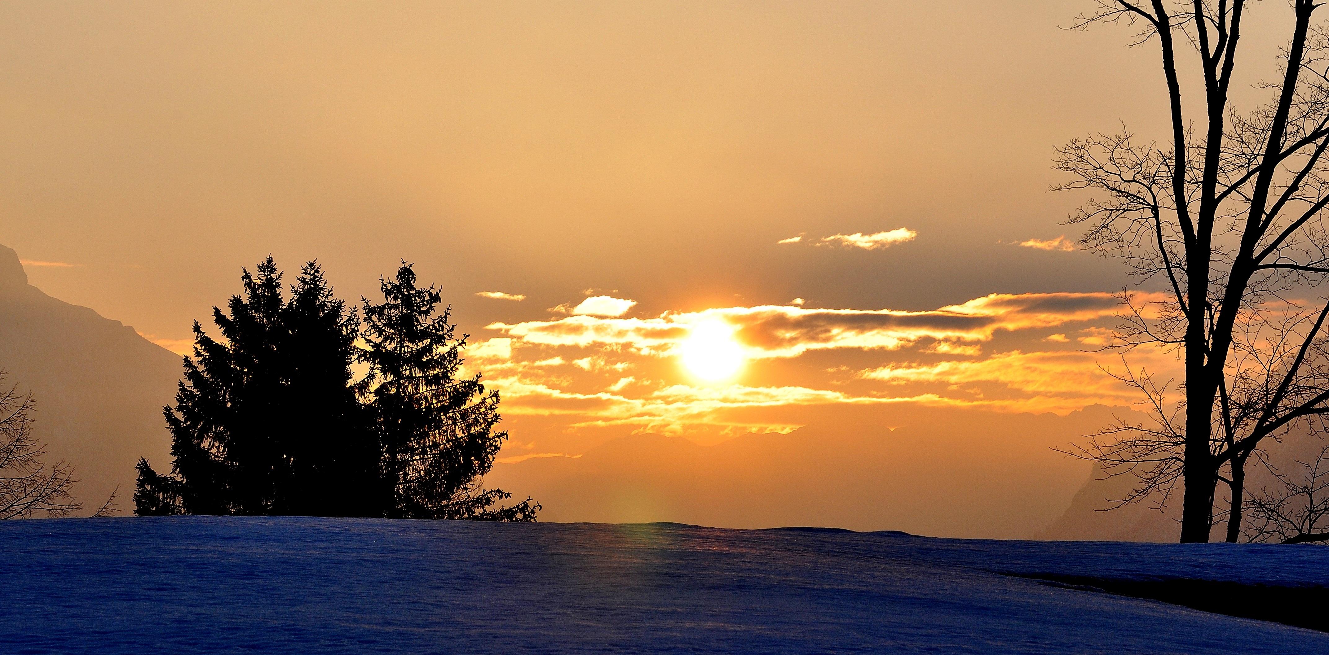 Landscape, Cold, Ice, Mountain, Nature, HQ Photo