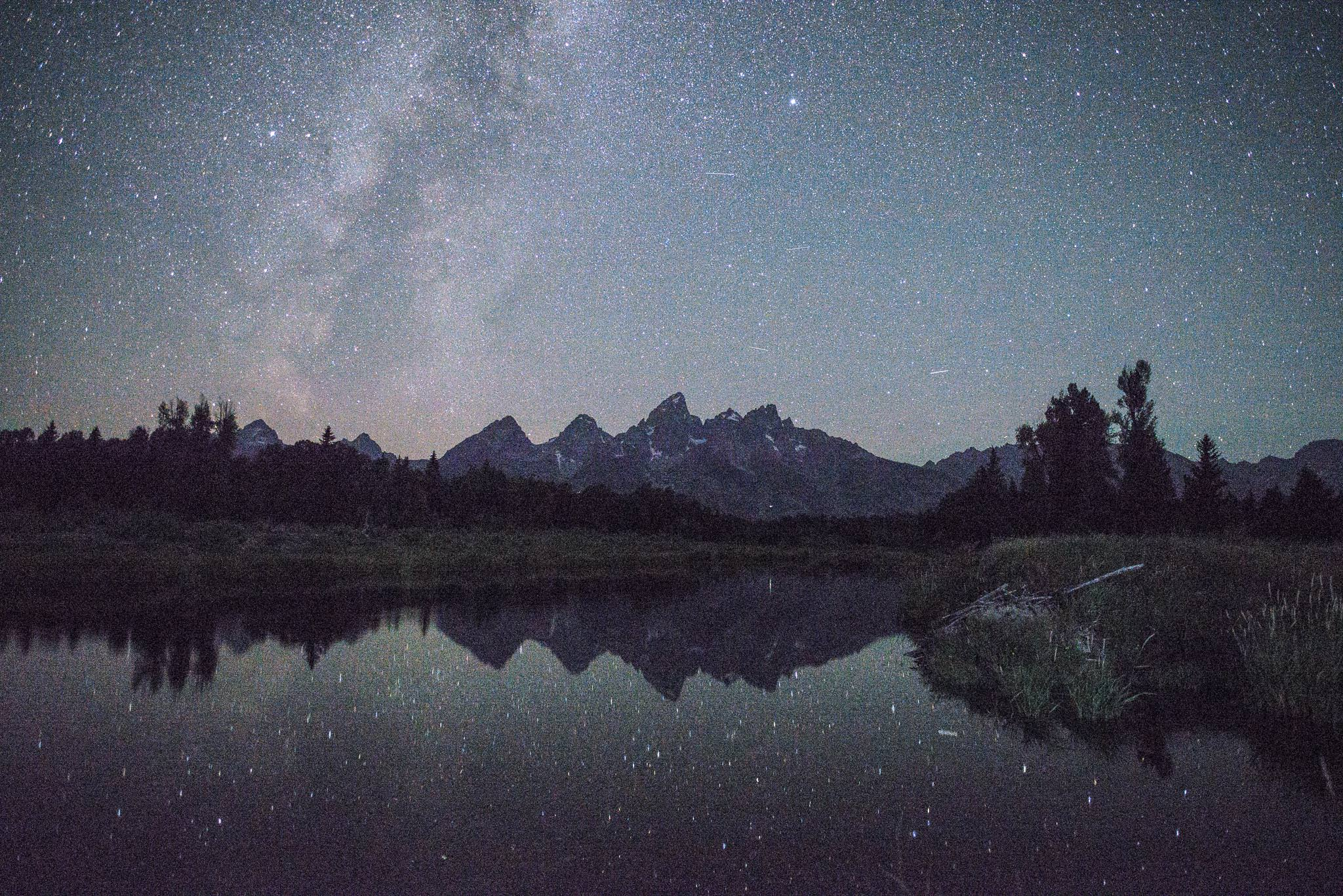 An Easy Way to Compose Landscape Photos at Night - Photography Life