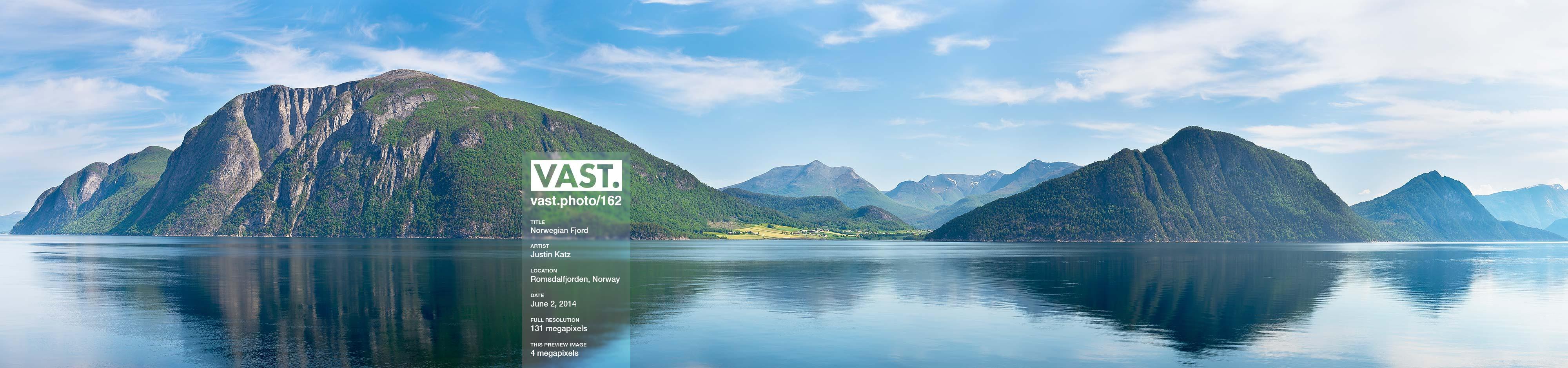 Norway Fjords Landscape Photos: High Quality Fine Art Prints - VAST